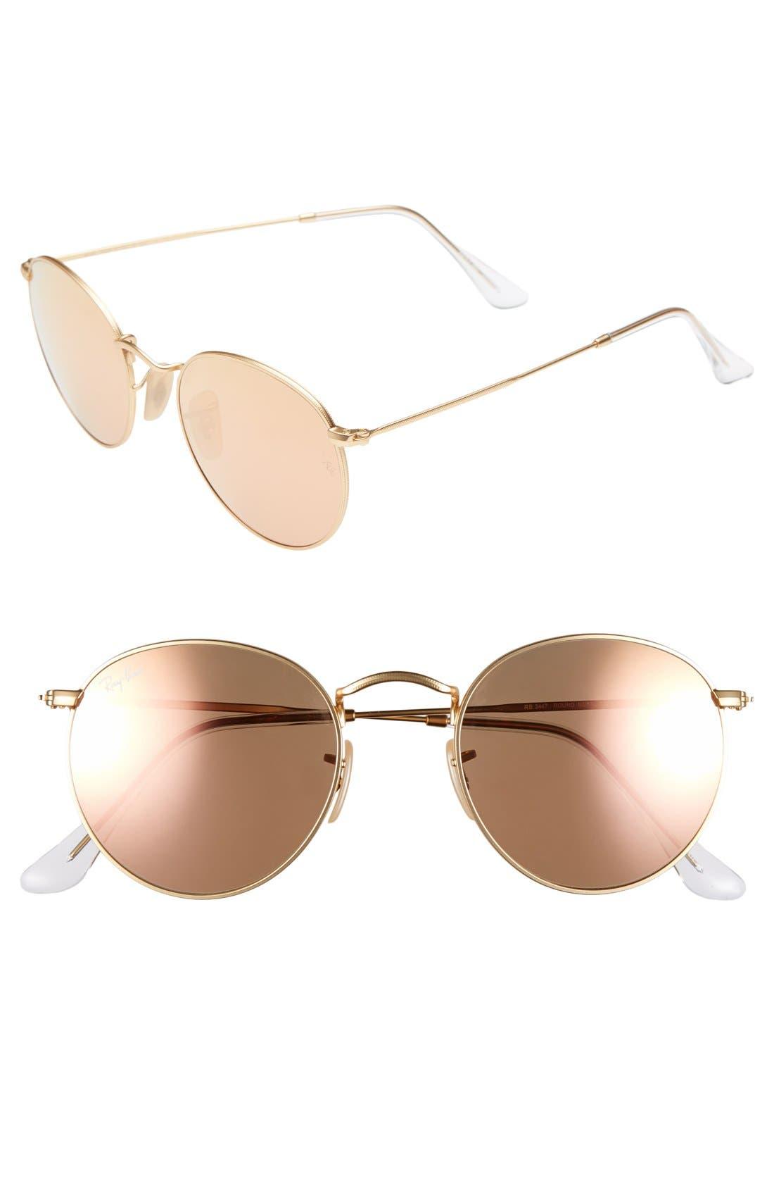 Icons 50mm Sunglasses,                             Main thumbnail 3, color,