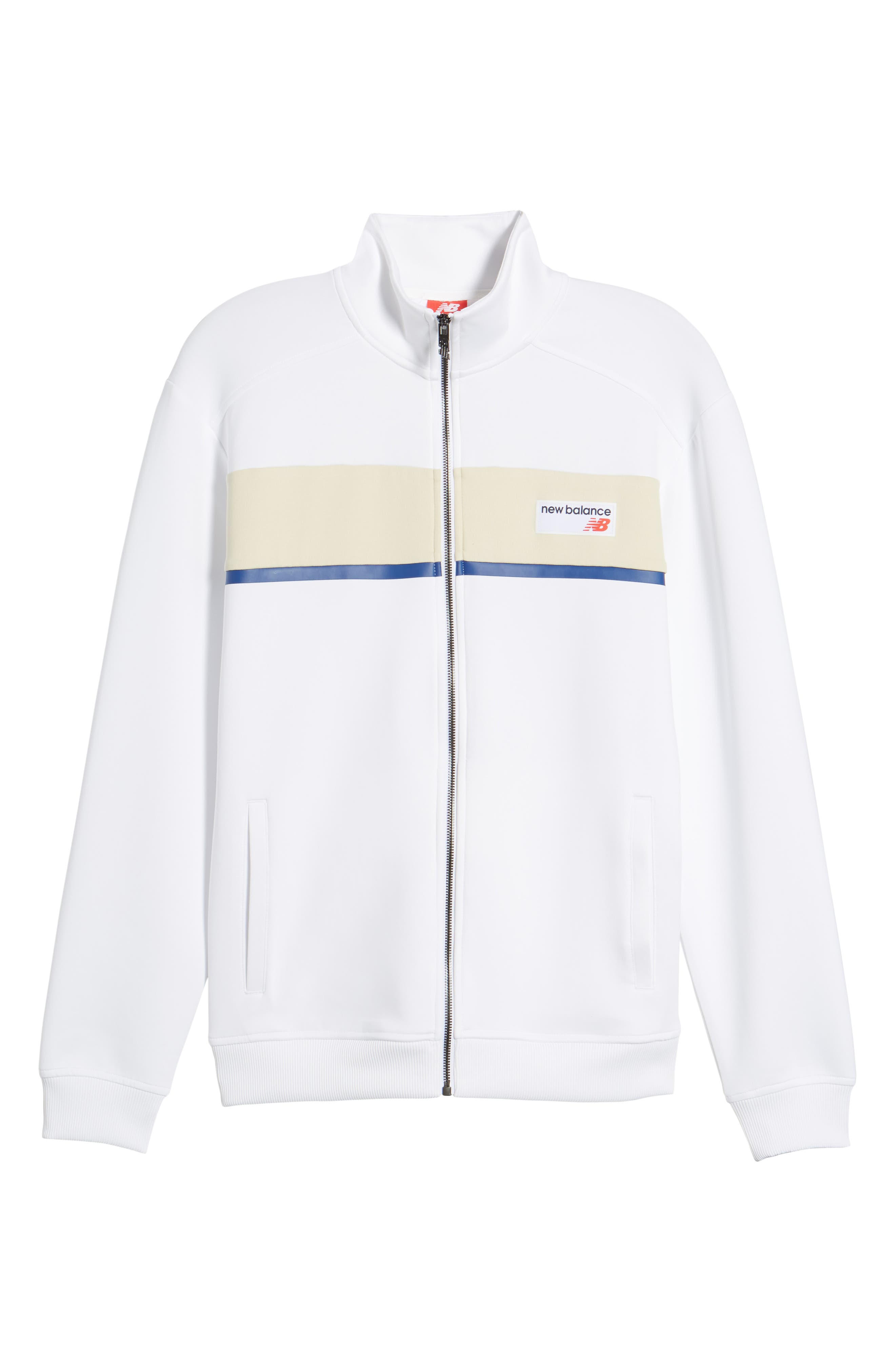 Athletics Track Jacket,                             Alternate thumbnail 5, color,                             100