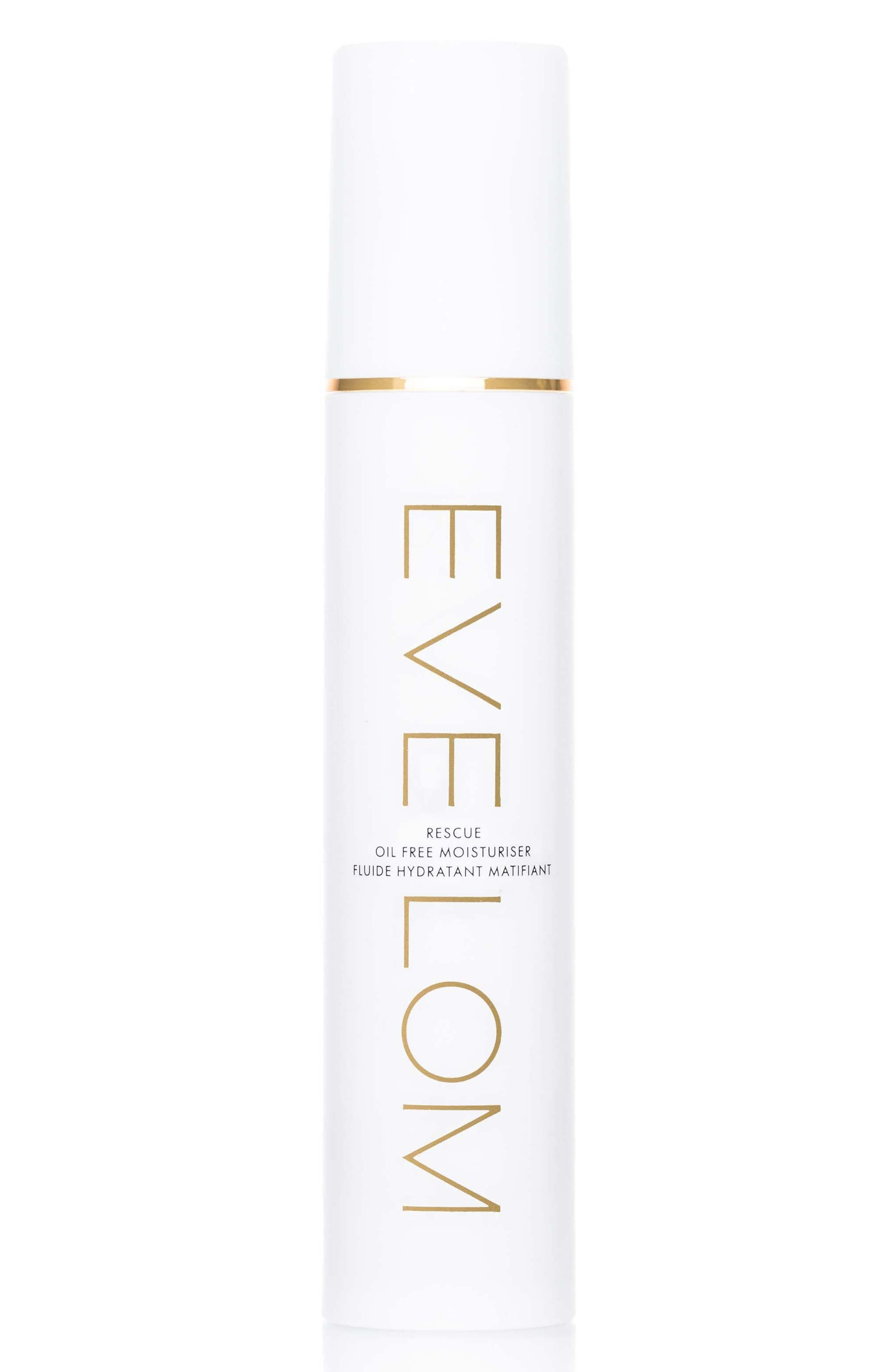 SPACE.NK.apothecary EVE LOM Rescue Oil Free Moisturizer,                             Alternate thumbnail 3, color,                             000