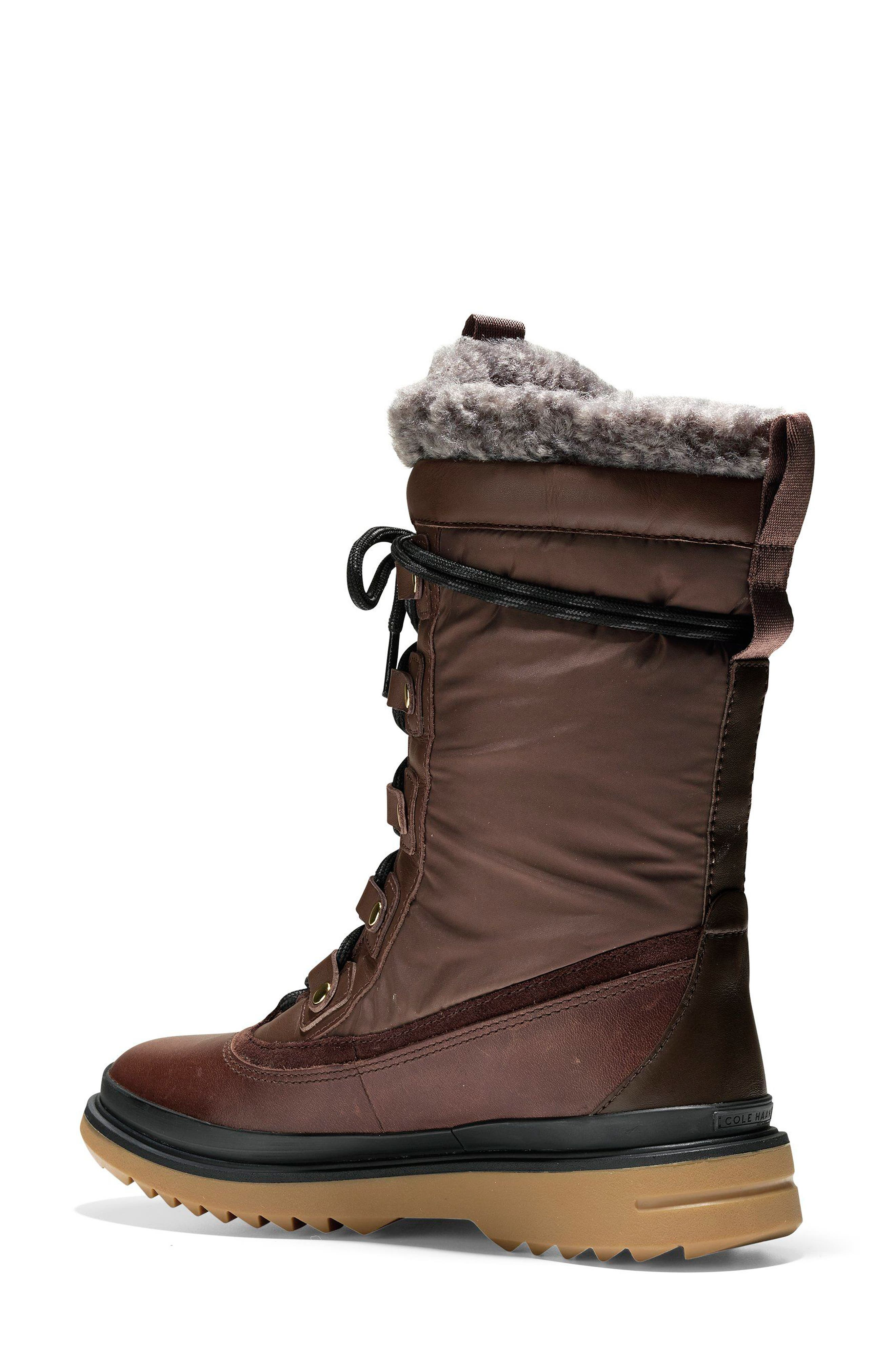 Millbridge Waterproof Boot,                             Alternate thumbnail 6, color,