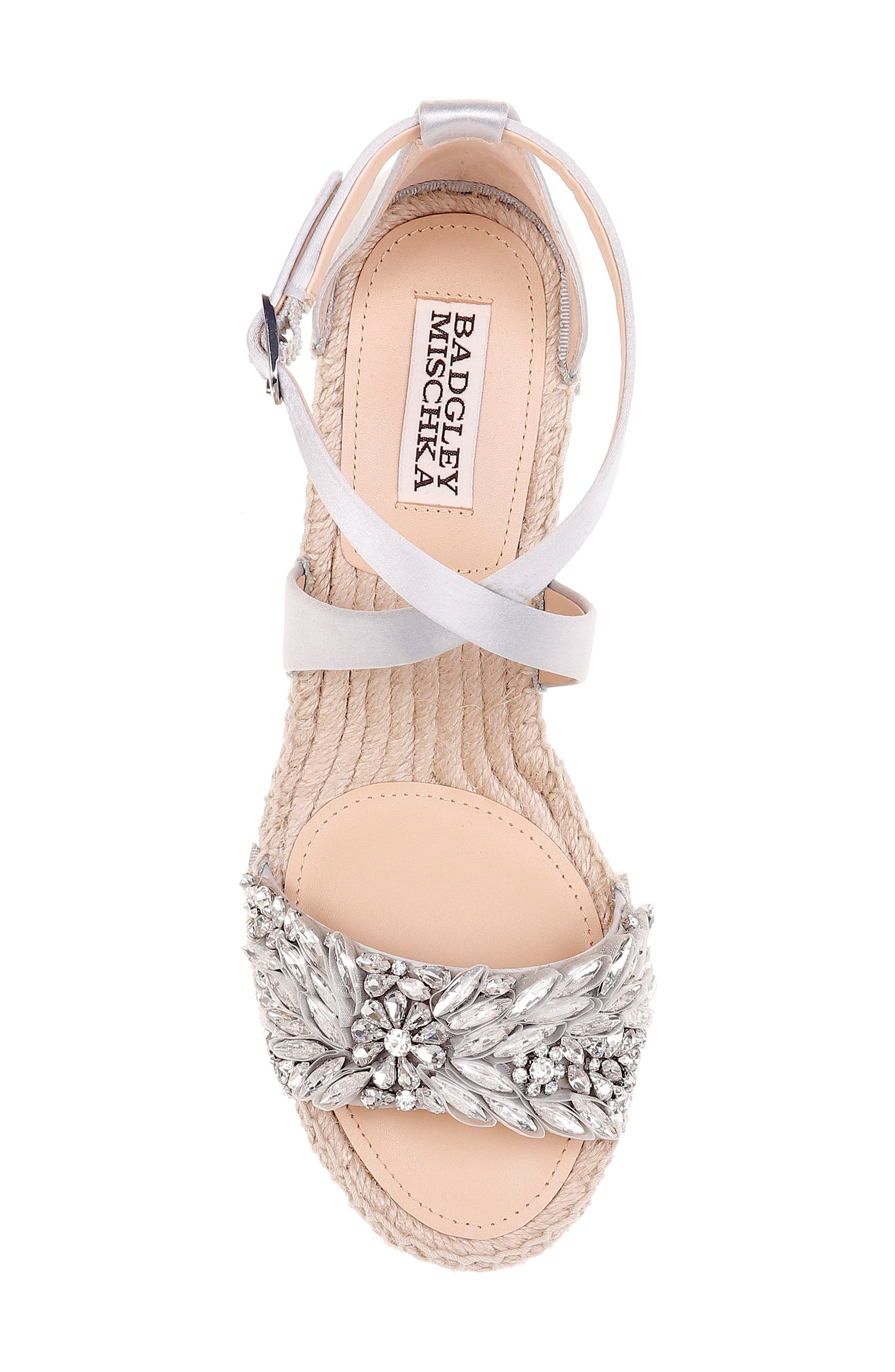 Scarlette Espadrille Wedge,                             Alternate thumbnail 5, color,                             045