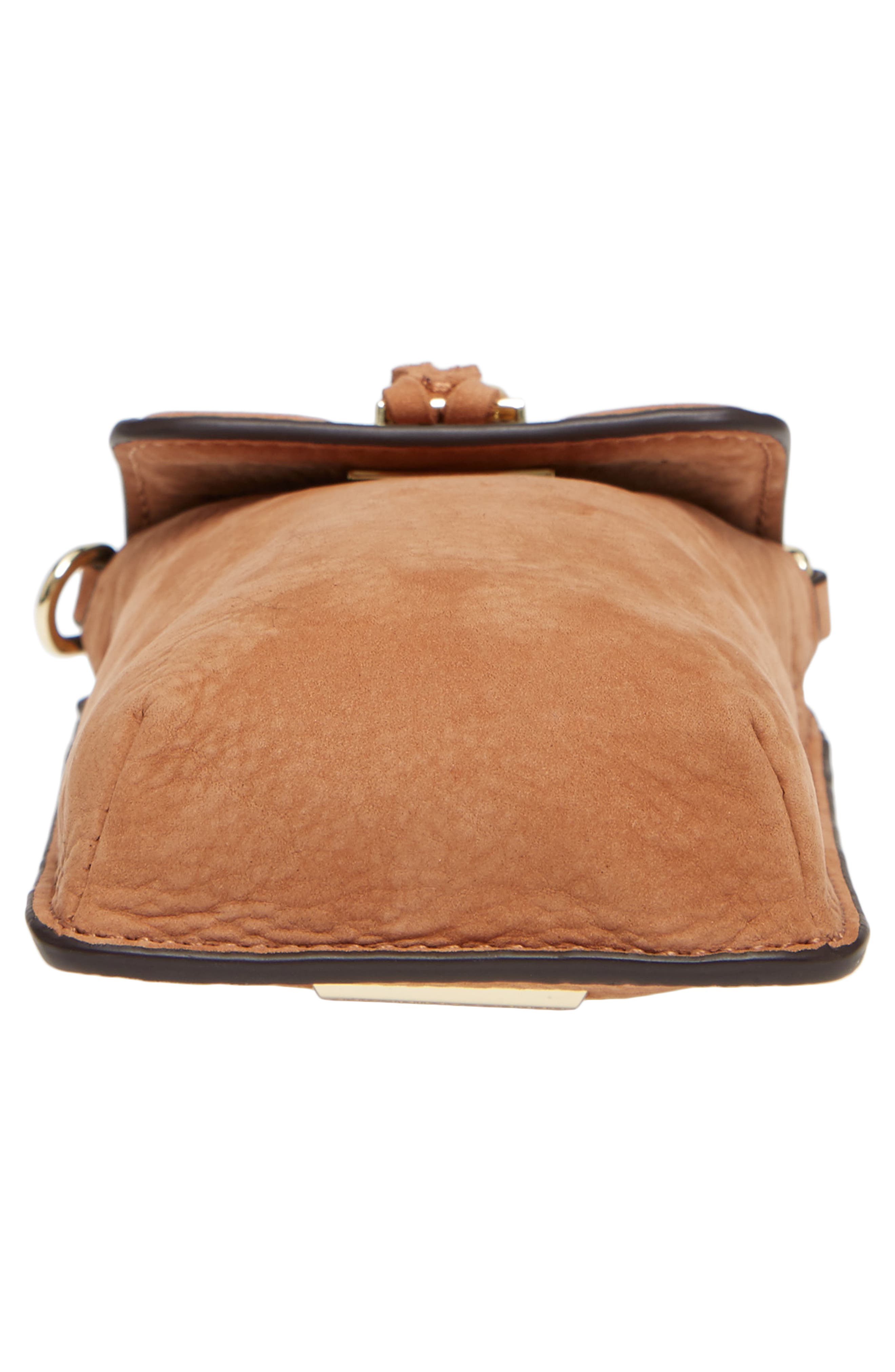 Darren Leather Phone Crossbody Bag,                             Alternate thumbnail 6, color,                             230