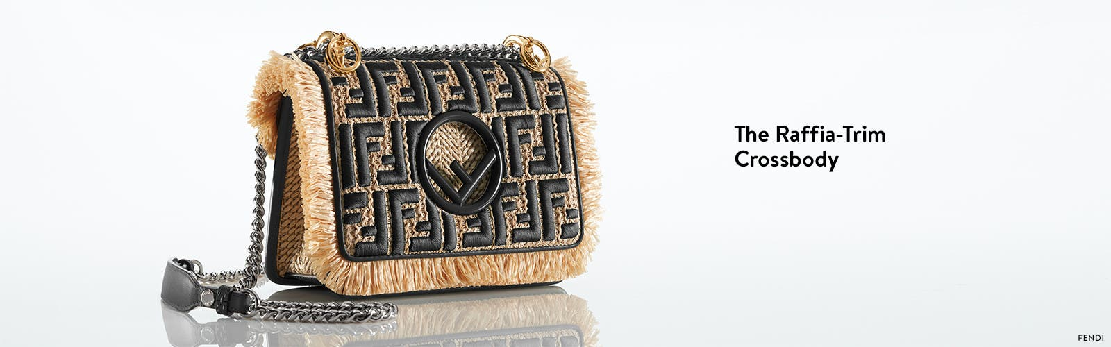 Designer crossbody bag from Fendi.