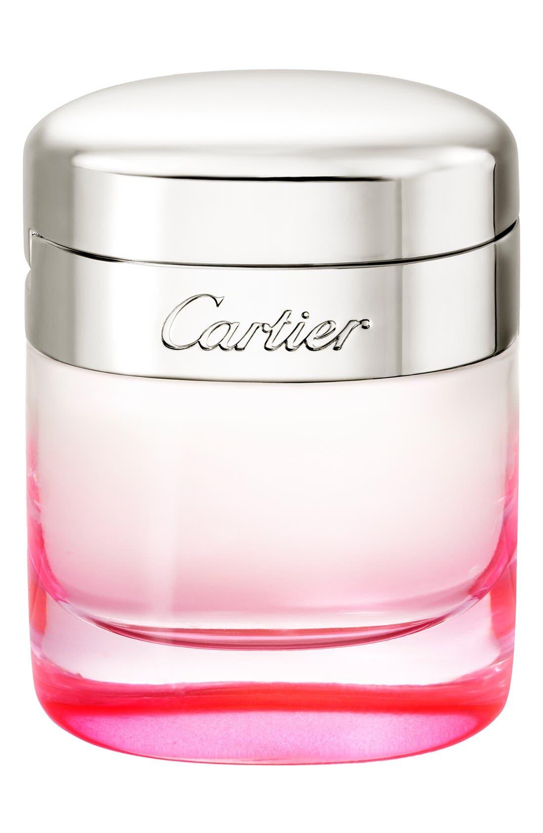 Cartier Baiser Volé Lys Rose Eau de Toilette,                             Alternate thumbnail 3, color,                             NO COLOR