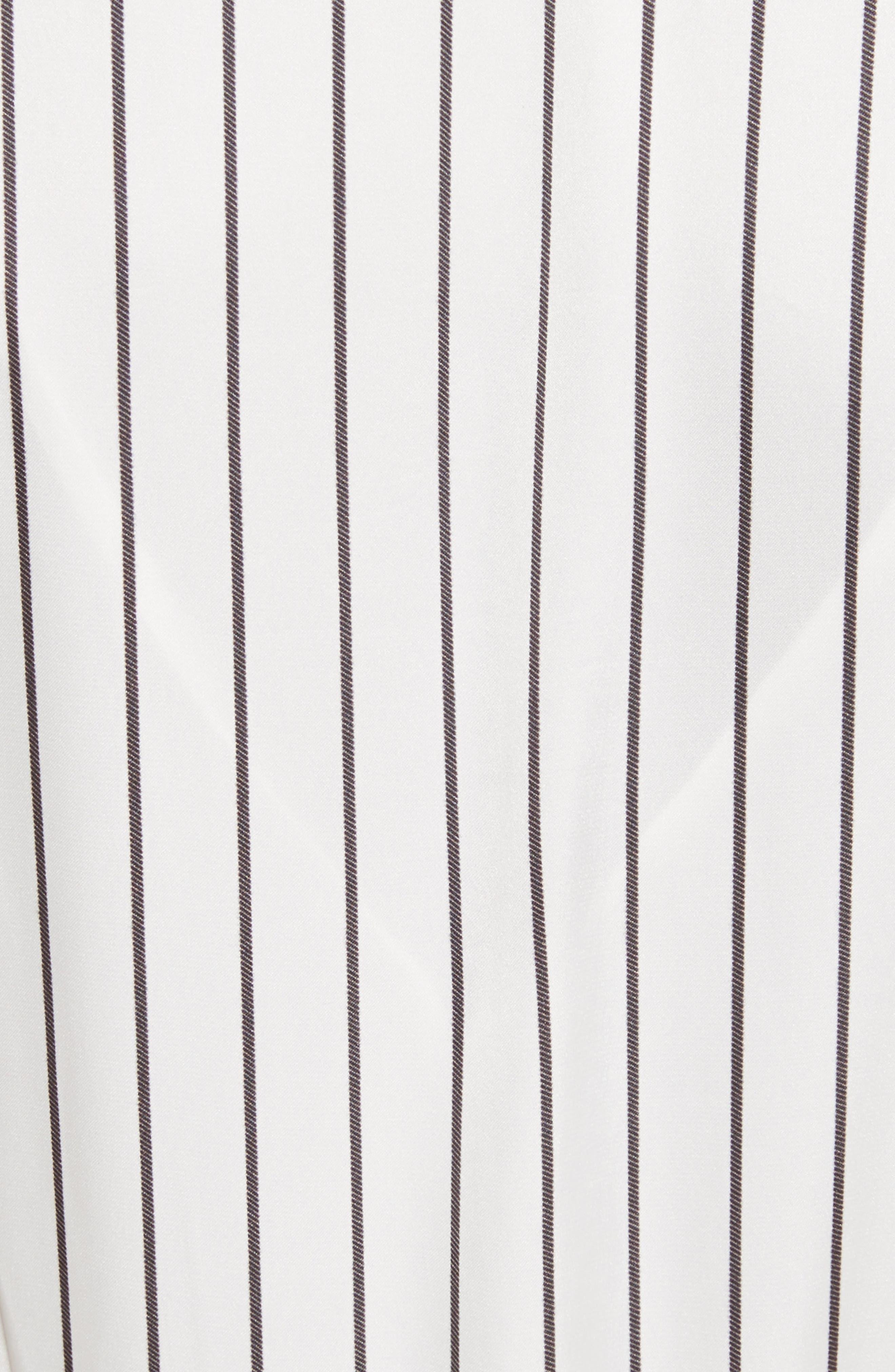 Stripe Maxi Dress,                             Alternate thumbnail 5, color,                             908