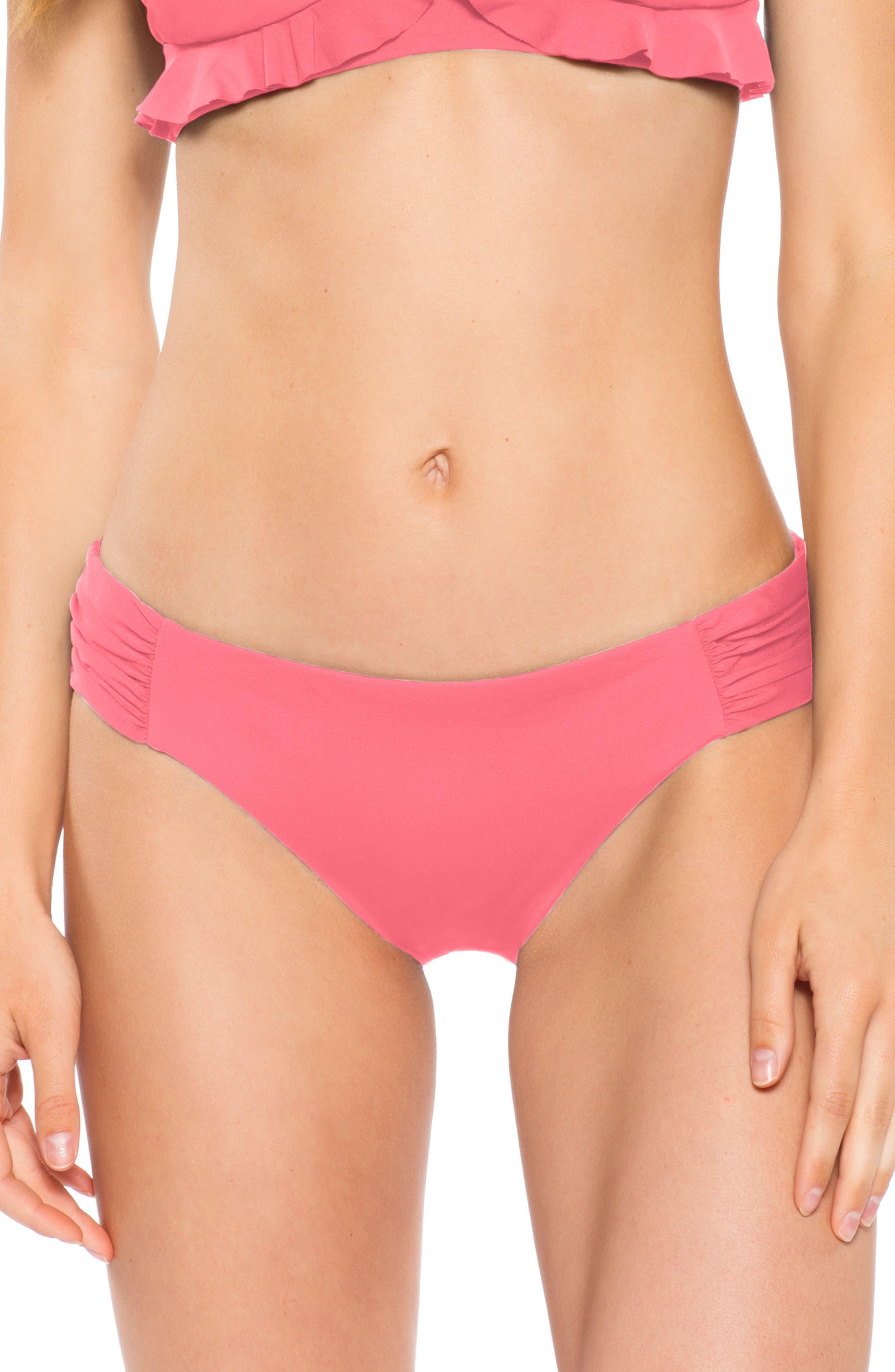 Becca Color Code Bikini Bottoms, Pink
