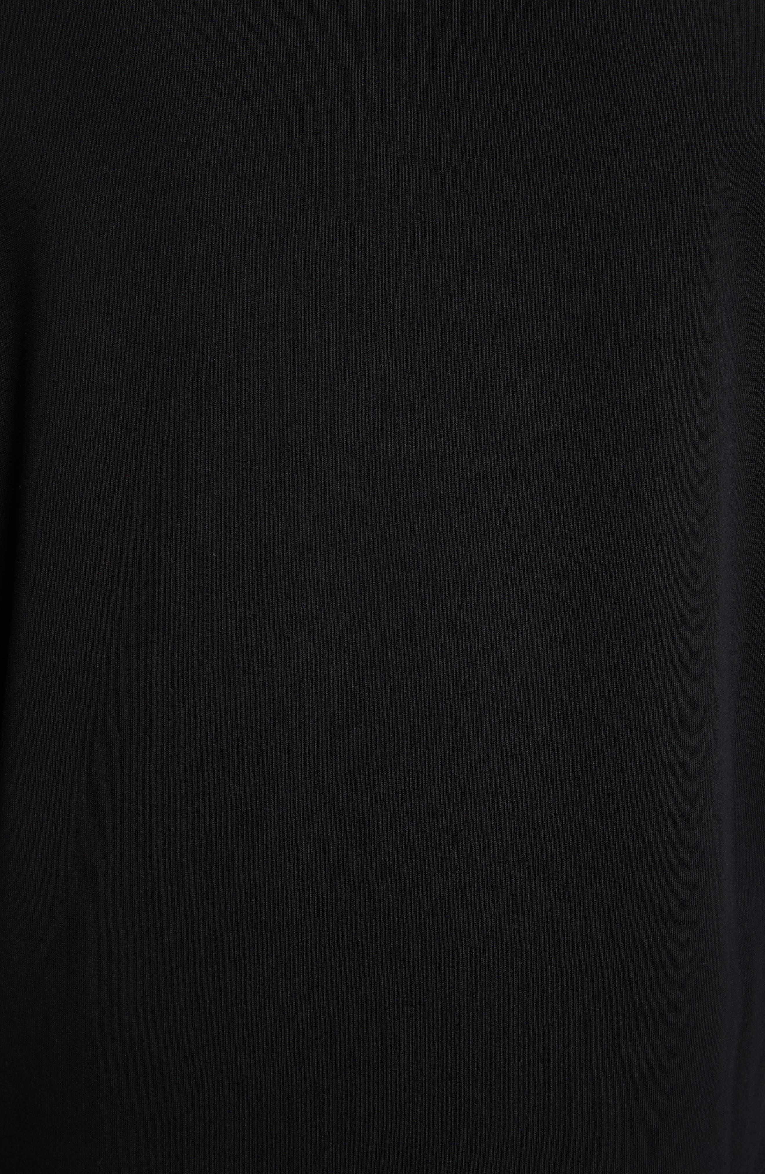 Track Jacket,                             Alternate thumbnail 6, color,                             BLACK