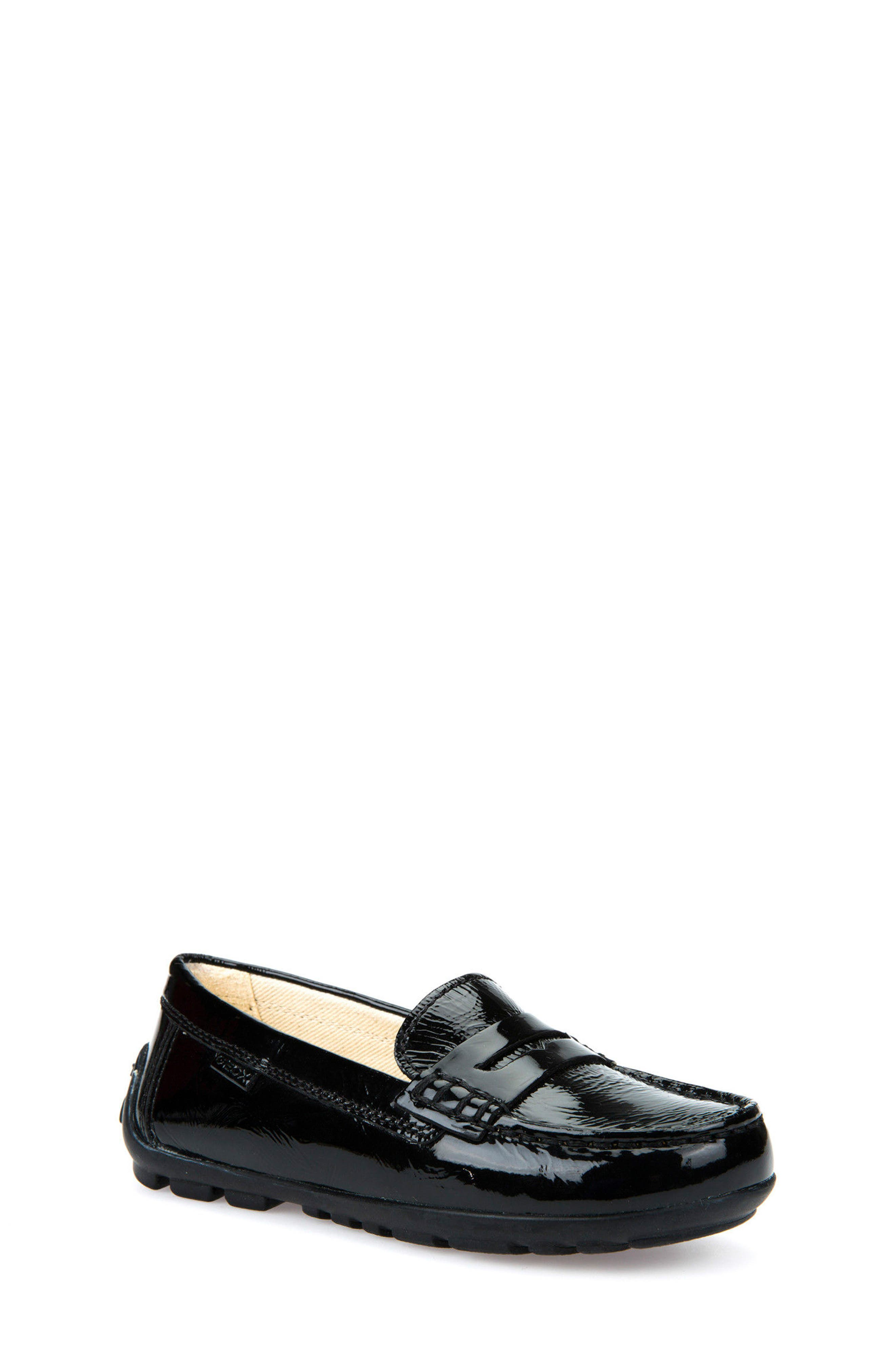 Fast Girl Penny Loafer,                             Main thumbnail 1, color,                             001