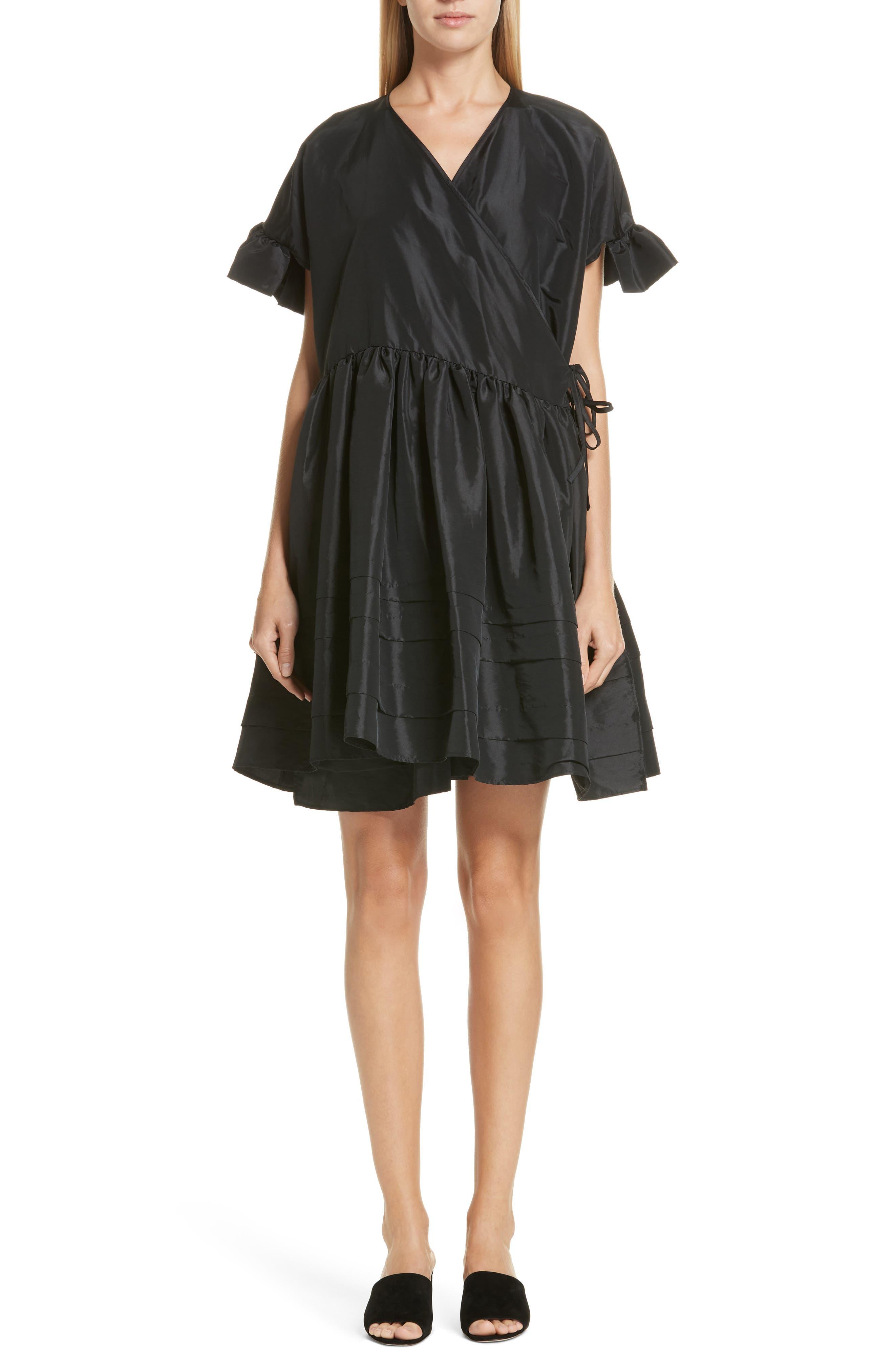 CECILIE BAHNSEN Prisca Dress in Black