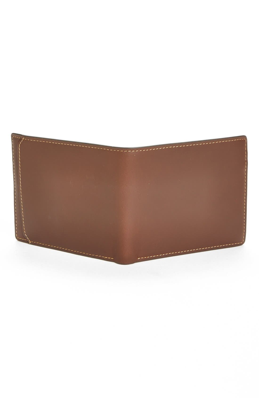 'Bryant' RFID Blocker Slimfold Wallet,                             Alternate thumbnail 2, color,