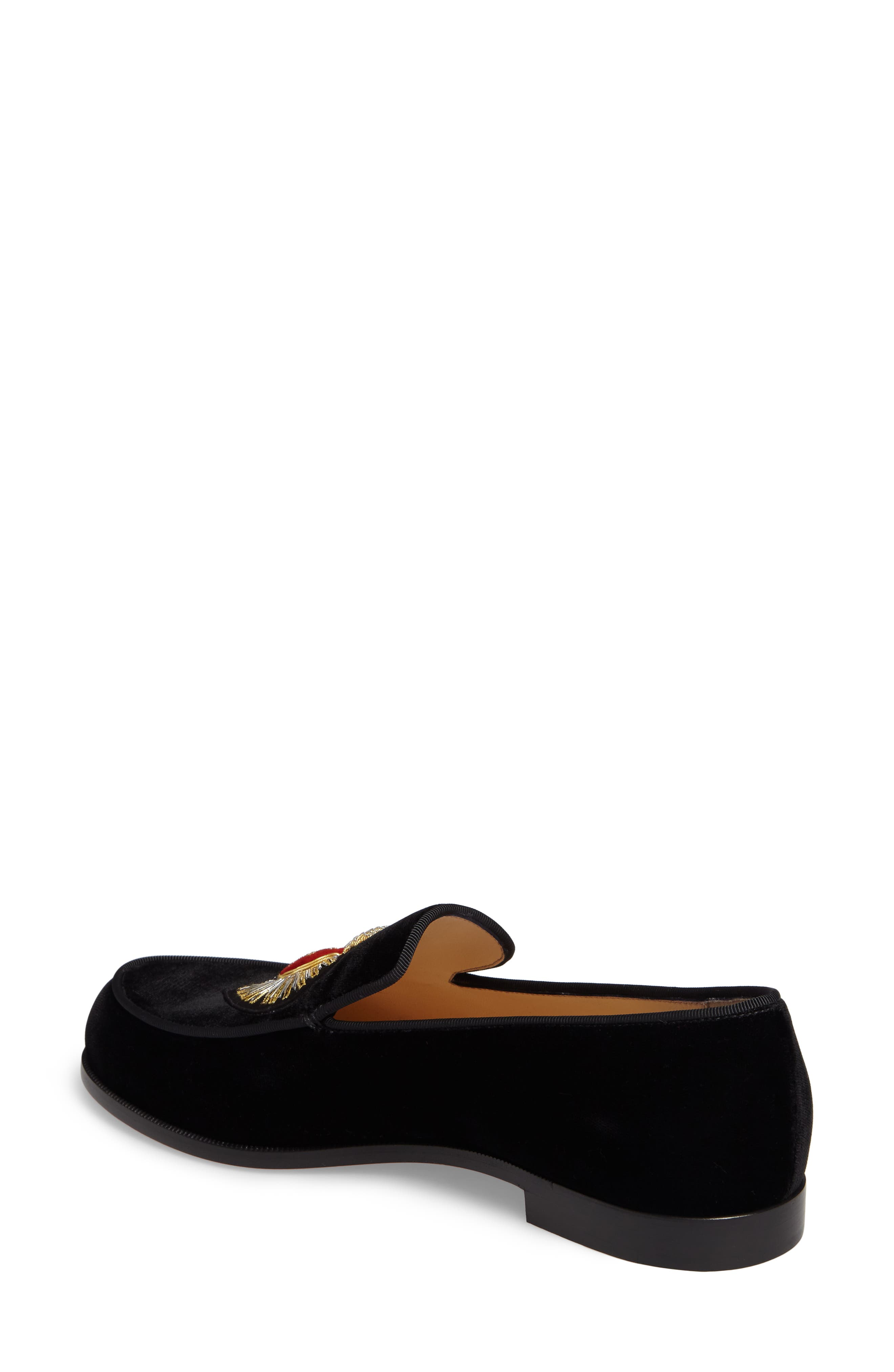 Perou Corazon Loafer,                             Alternate thumbnail 3, color,                             001