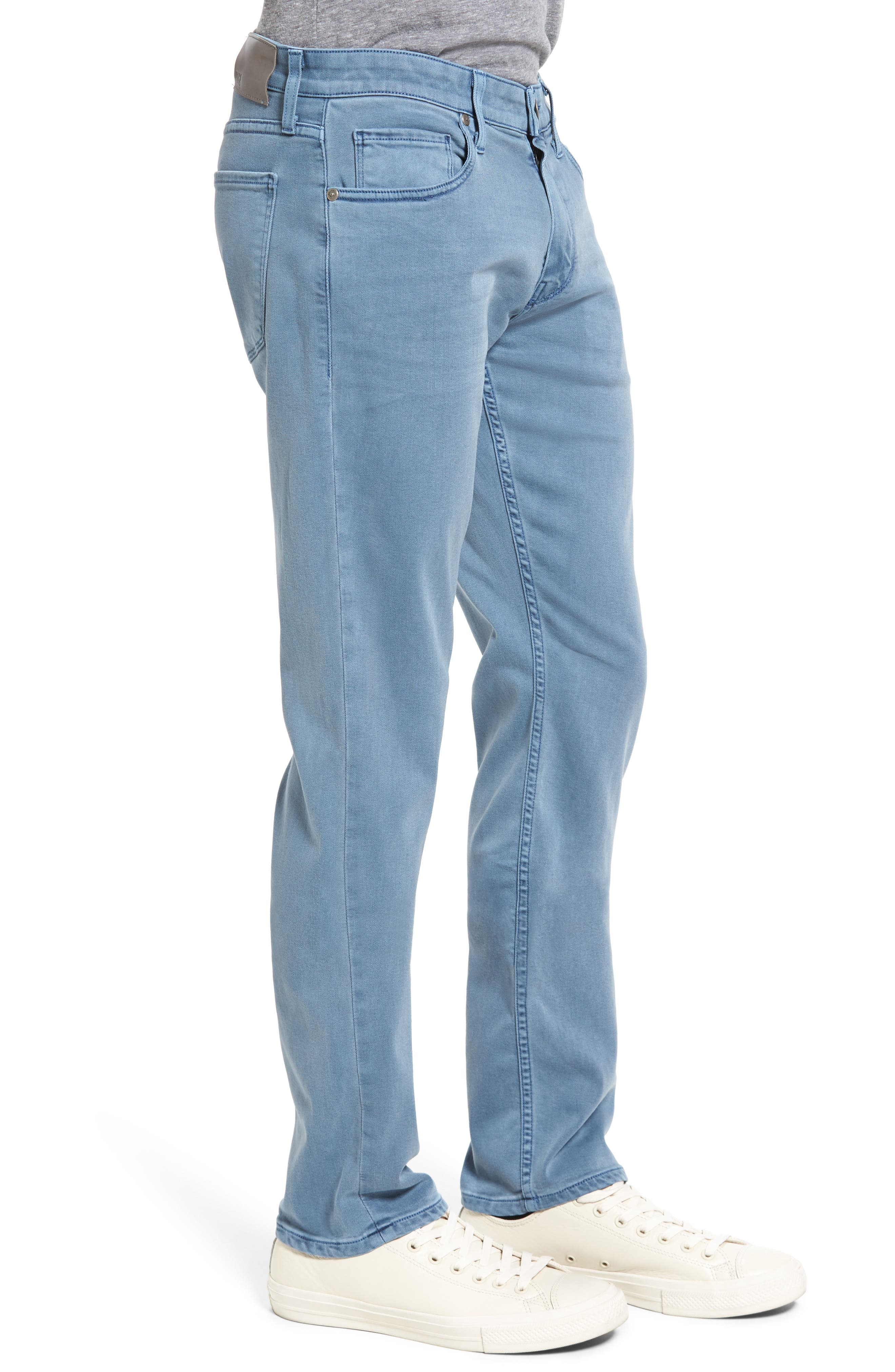 Transcend - Lennox Slim Fit Jeans,                             Alternate thumbnail 3, color,                             430