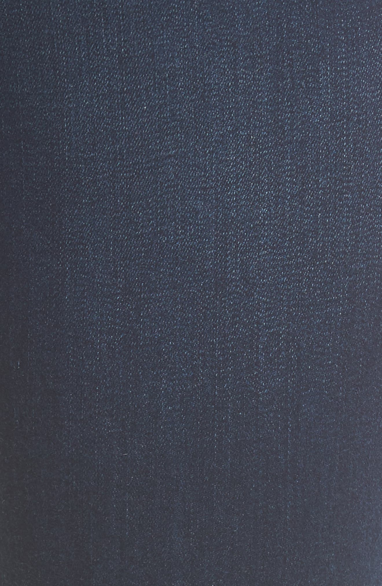 Itty Bitty Split Hem Bootcut Jeans,                             Alternate thumbnail 5, color,
