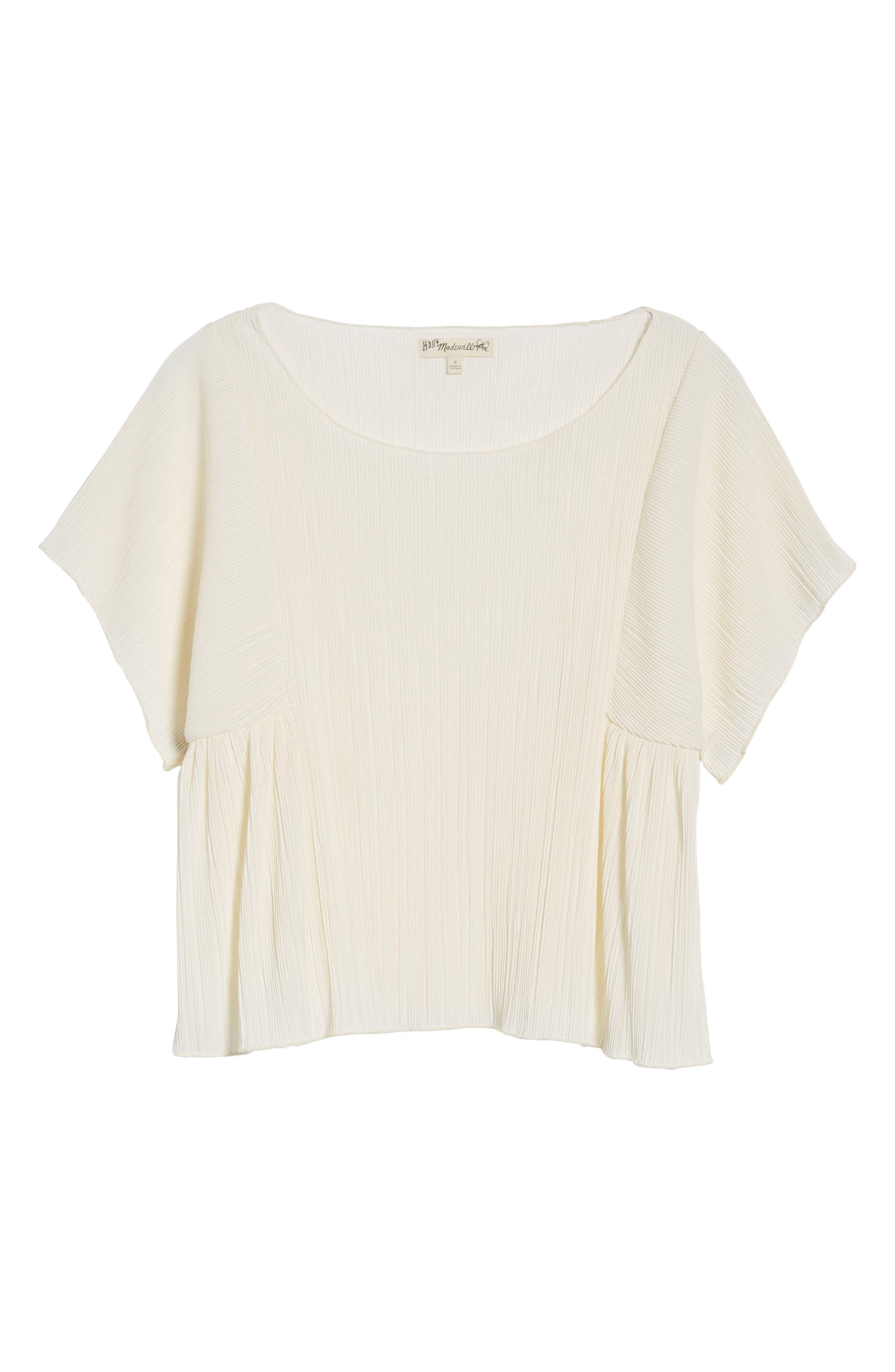 Micropleat Top,                             Alternate thumbnail 18, color,