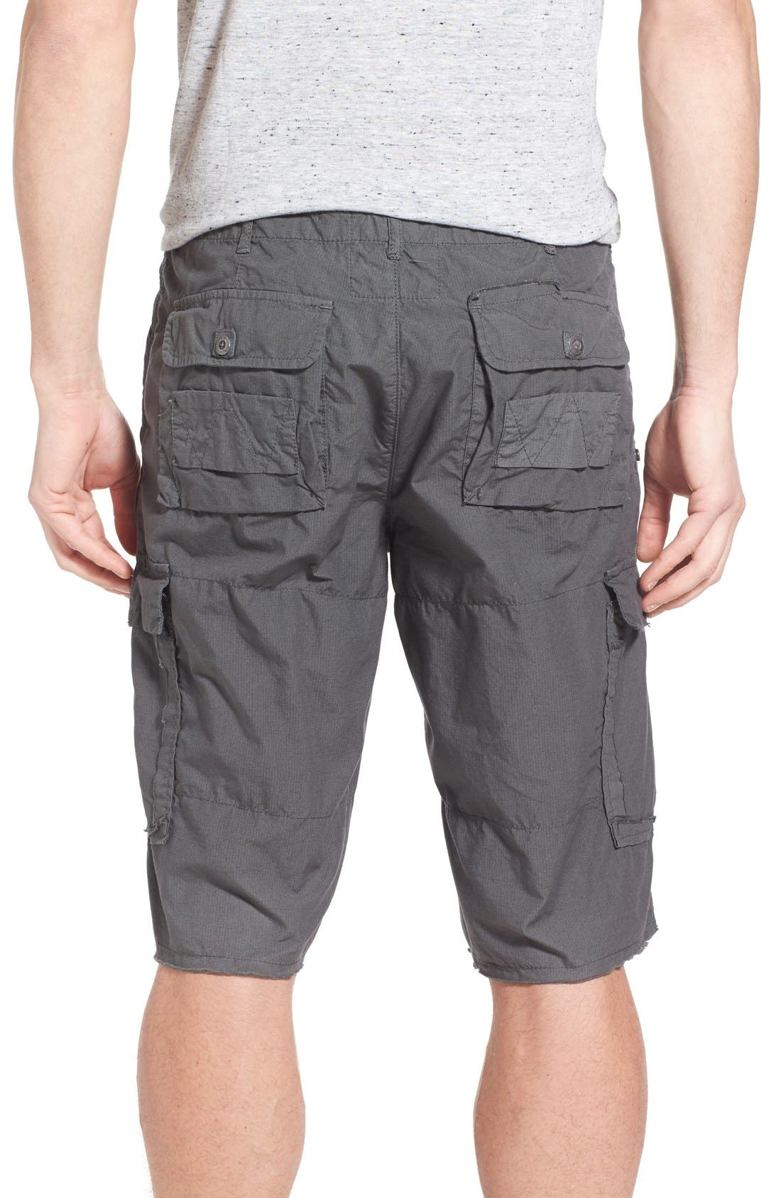 'Havana' Linen Shorts,                             Alternate thumbnail 13, color,