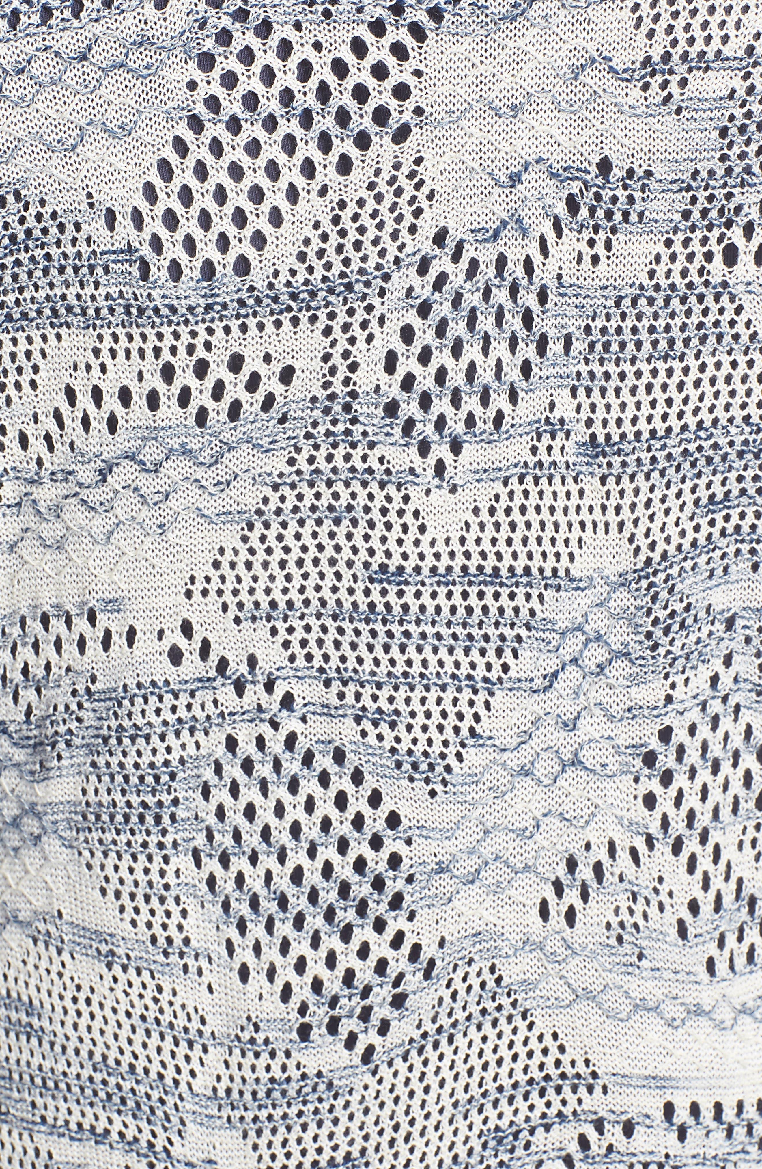 Azua Waves Cardigan,                             Alternate thumbnail 5, color,                             MULTI