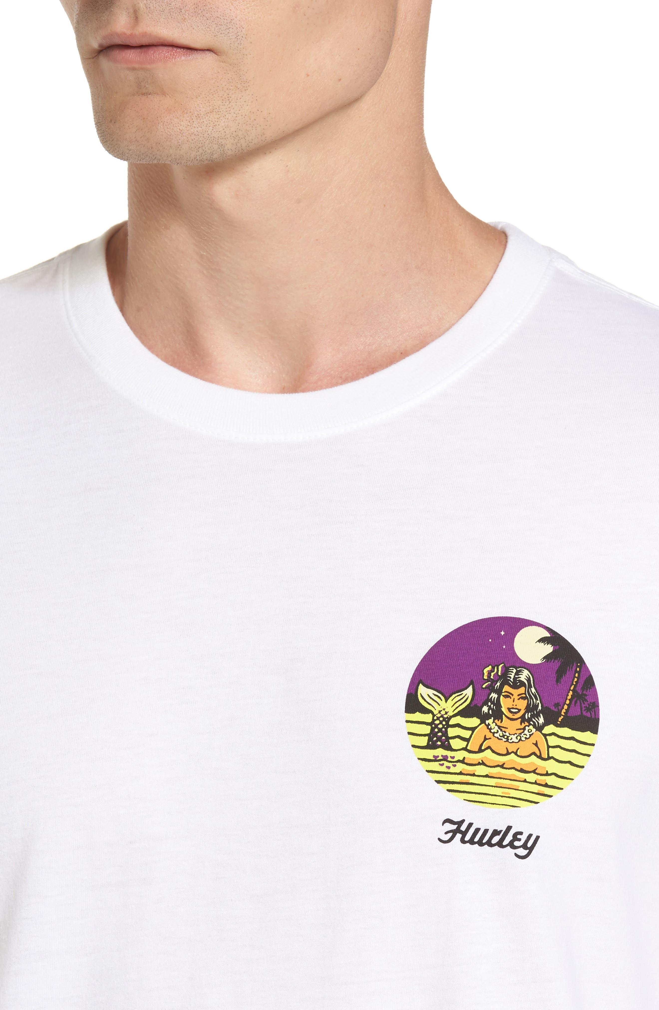 Sirena T-Shirt,                             Alternate thumbnail 8, color,