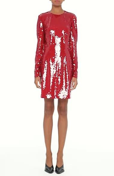 Katie Sequin Dress, video thumbnail