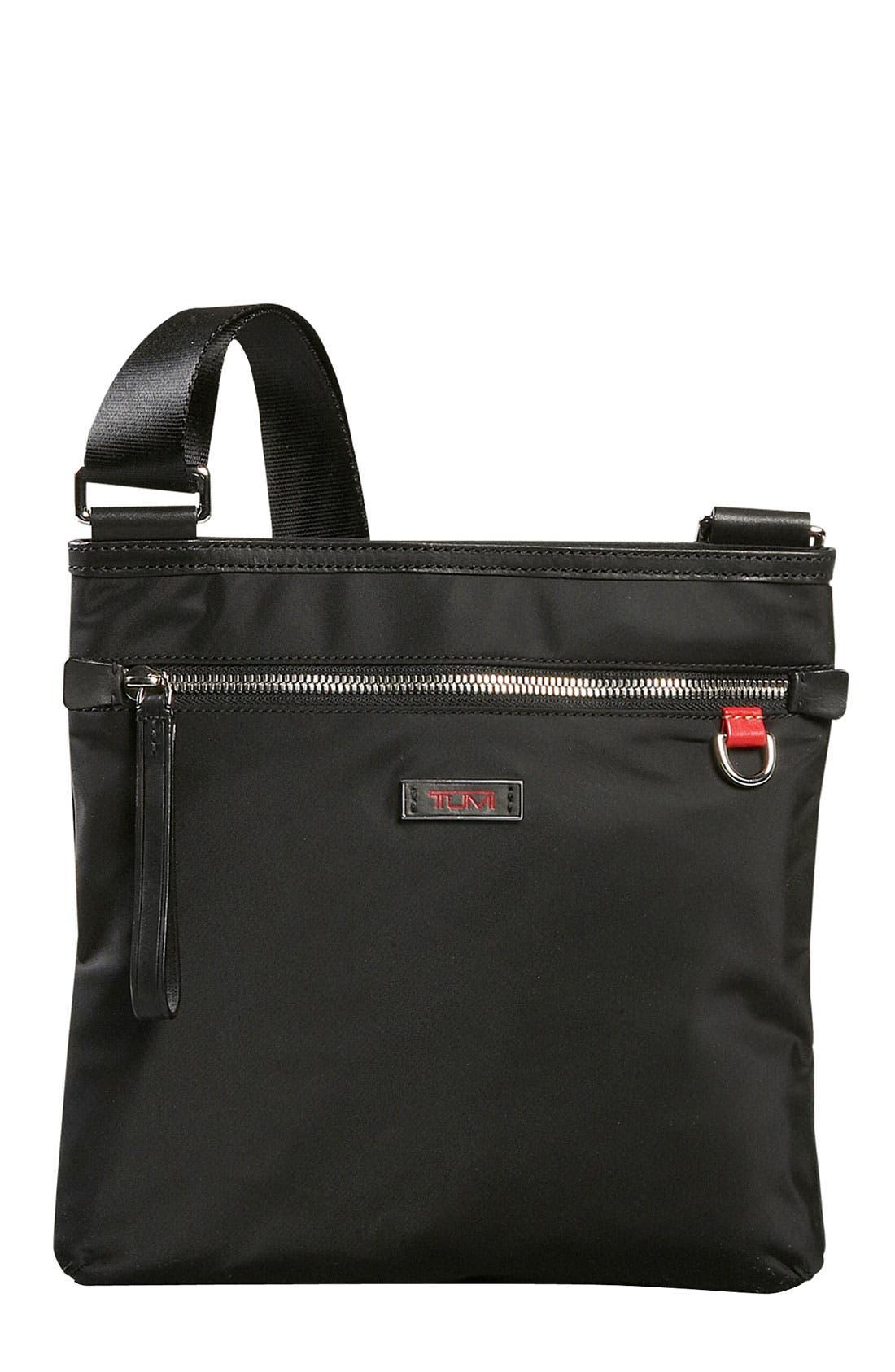 'Voyager - Capri' Crossbody Bag,                             Main thumbnail 1, color,                             001