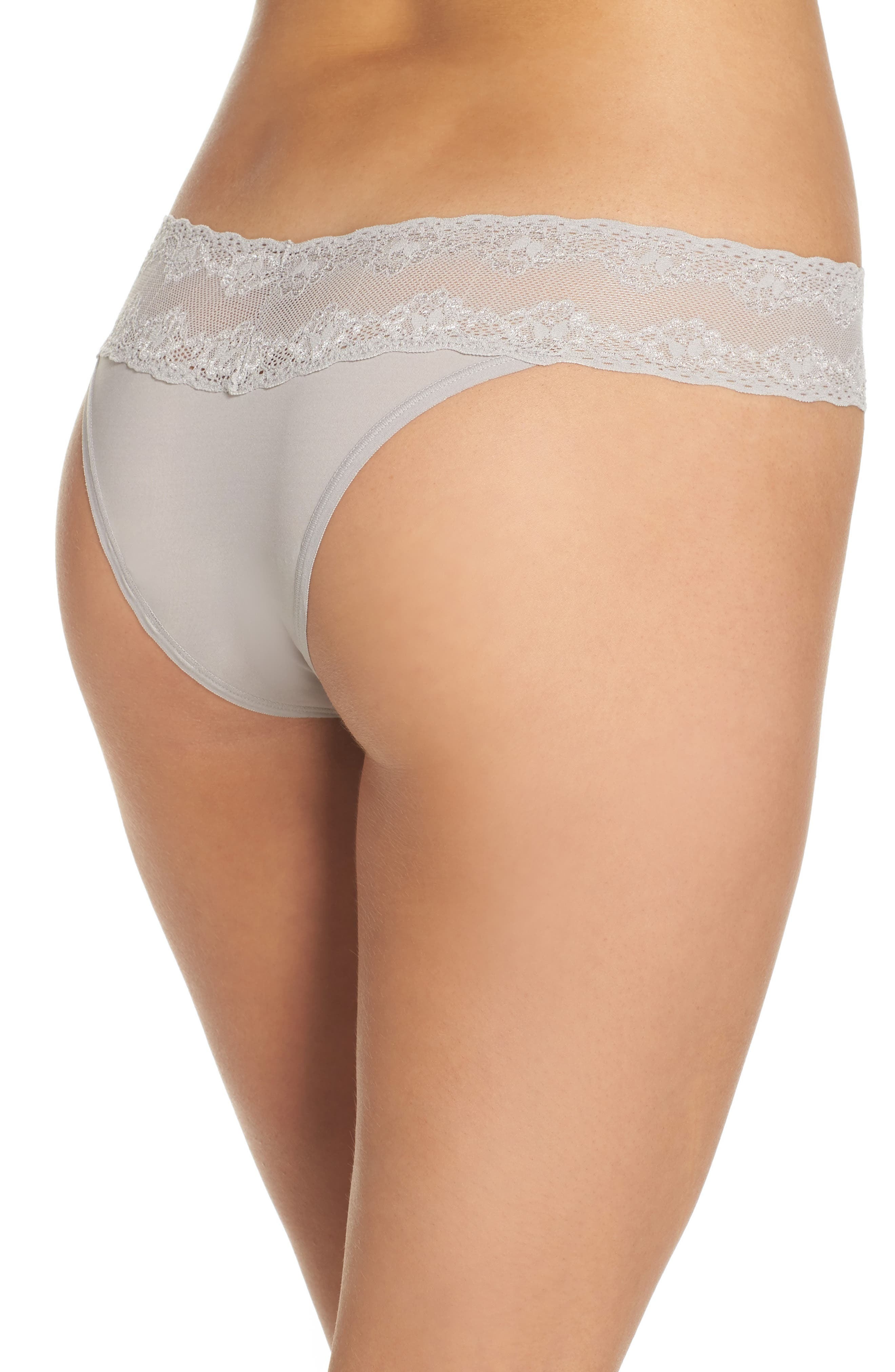 Bliss Perfection Thong,                             Alternate thumbnail 102, color,