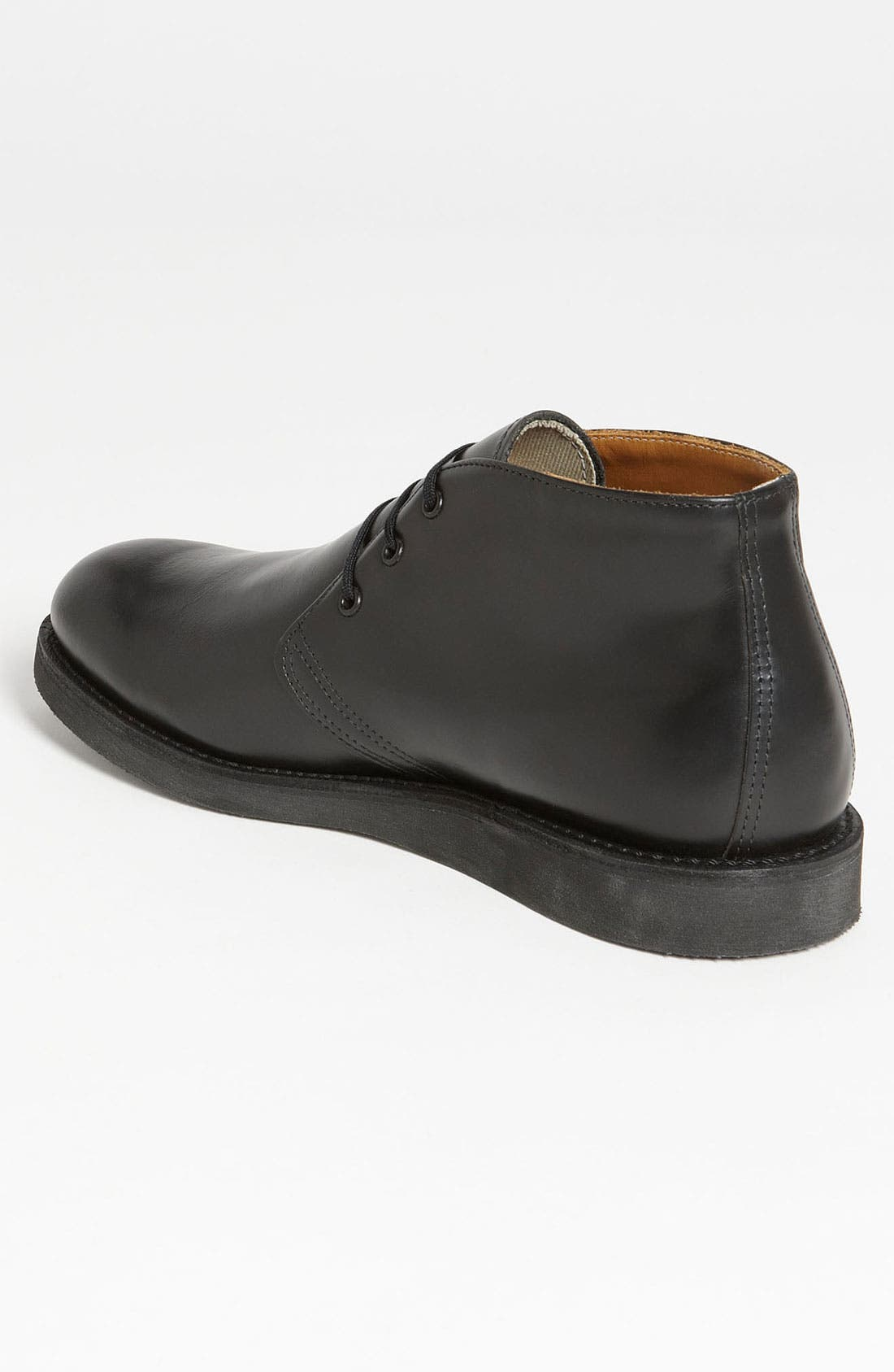 'Postman' Chukka Boot,                             Alternate thumbnail 2, color,                             BLACK CHAPARRAL- 9196