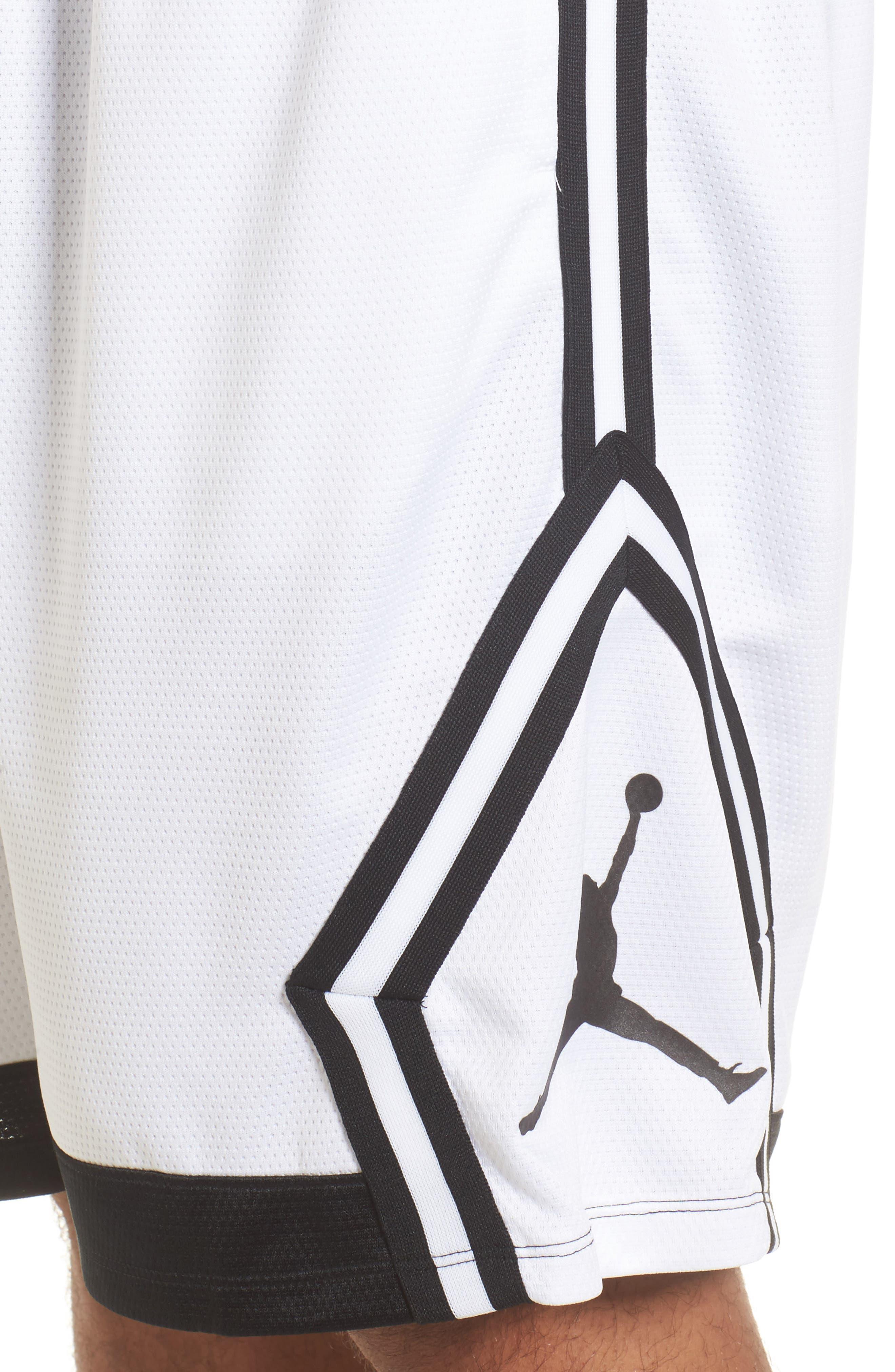 Sportswear Rise Diamond Shorts,                             Alternate thumbnail 22, color,