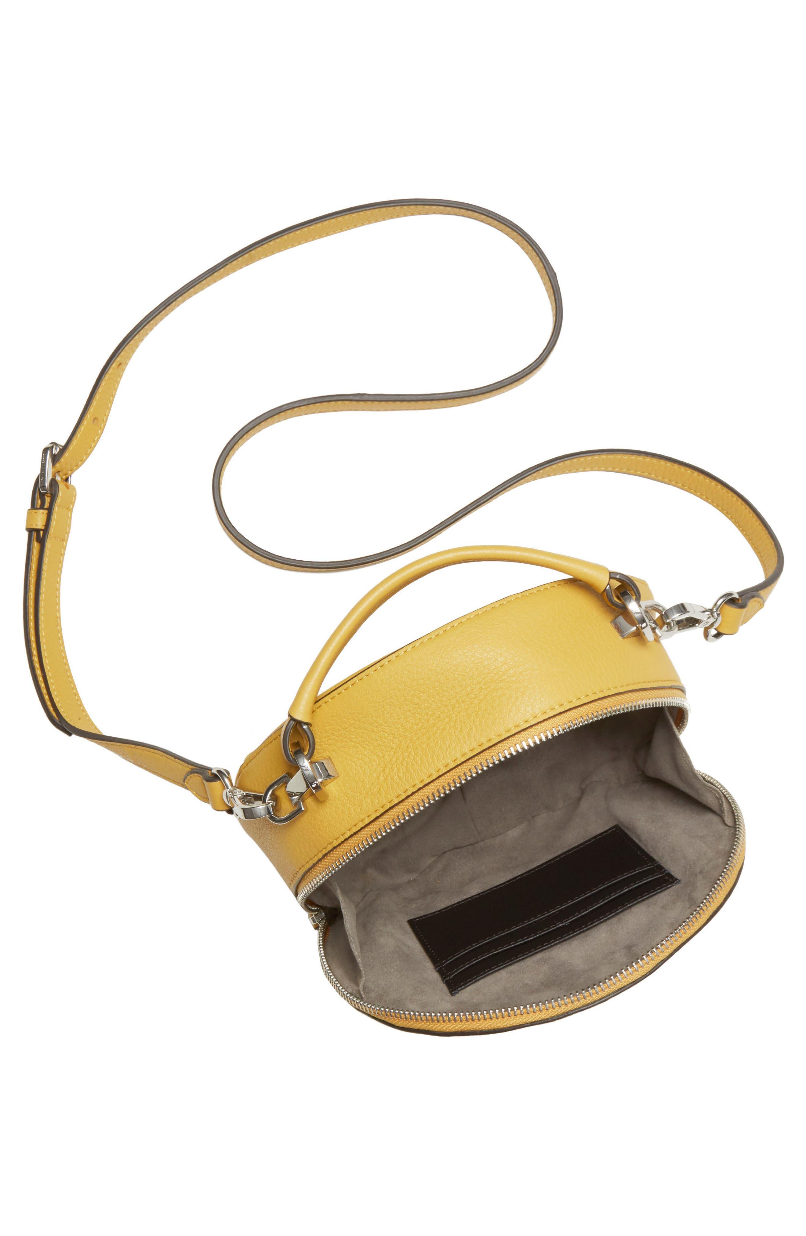 Bray Leather Crossbody Bag,                             Alternate thumbnail 12, color,