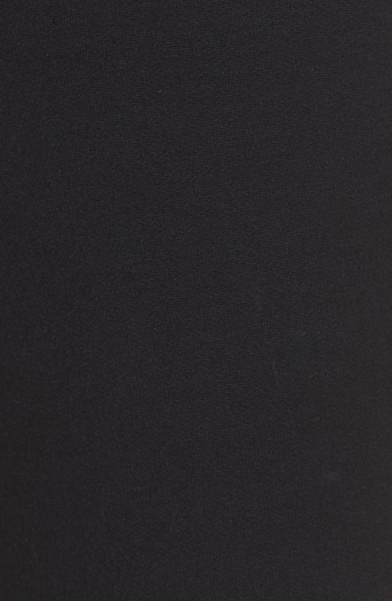 Reena Ankle Pants,                             Alternate thumbnail 6, color,                             BLACK