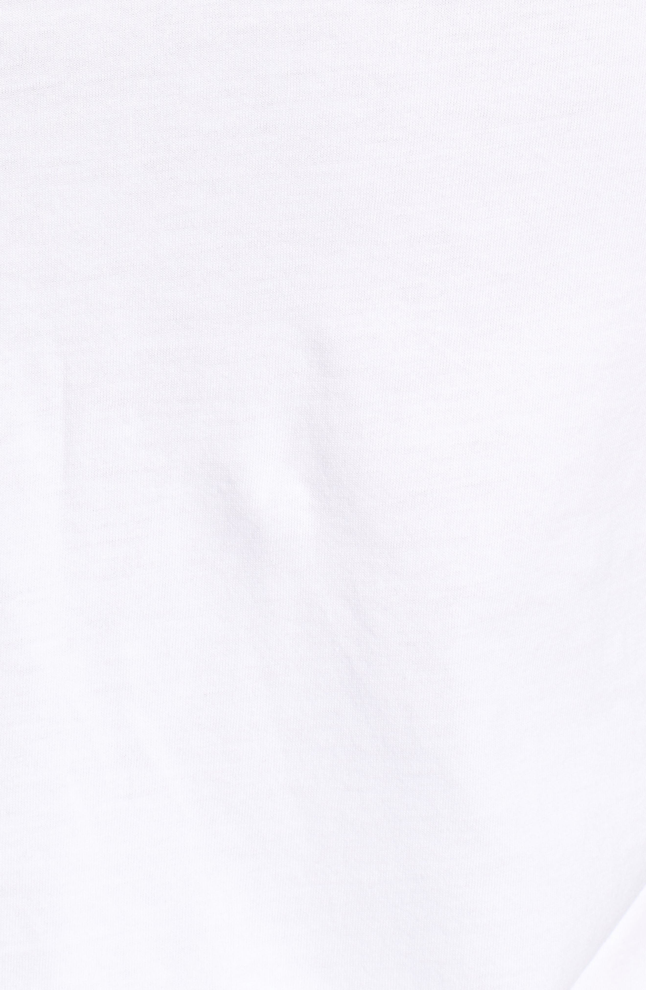 Short Sleeve Cotton Tee,                             Alternate thumbnail 53, color,