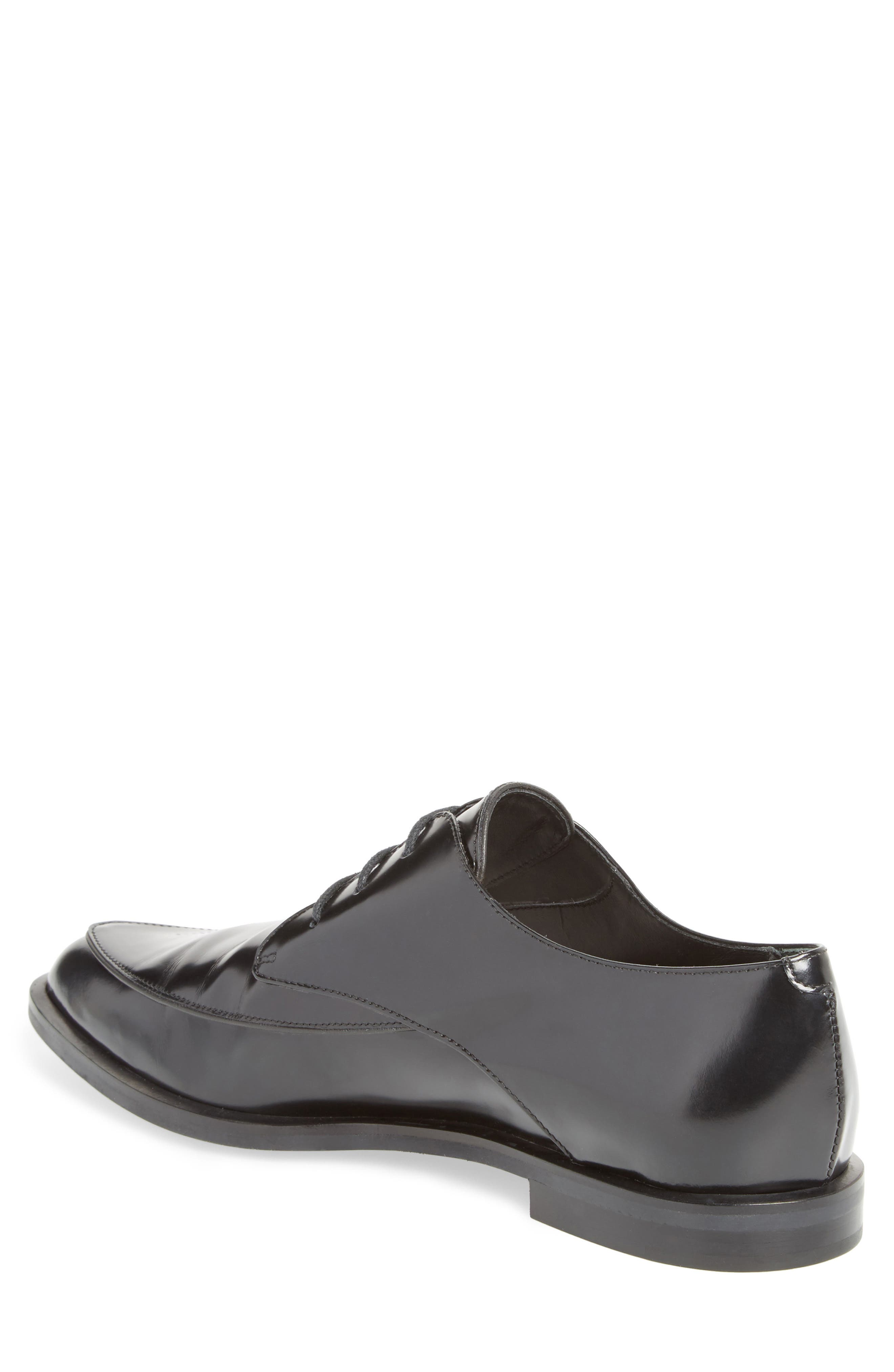 Pointy Toe Oxford,                             Alternate thumbnail 2, color,                             001