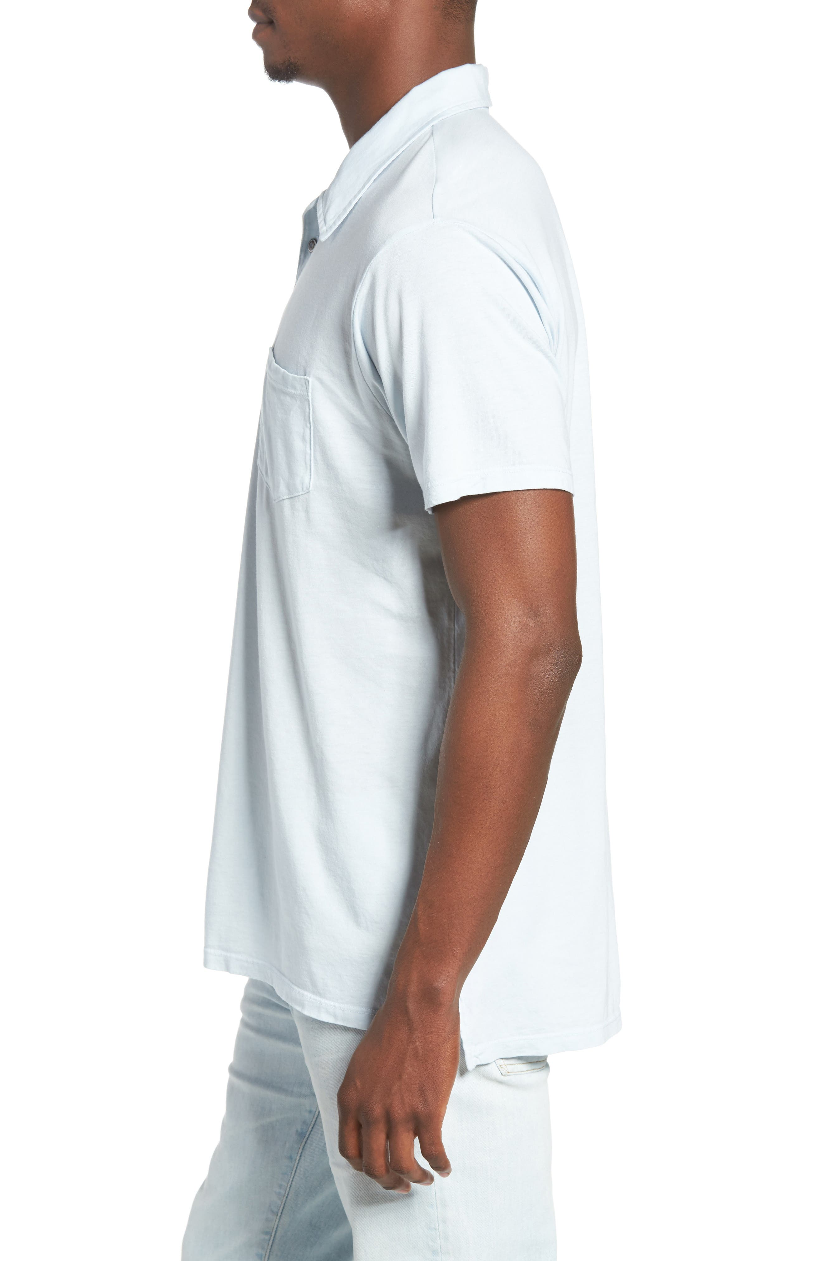 Essential Jersey Polo,                             Alternate thumbnail 12, color,