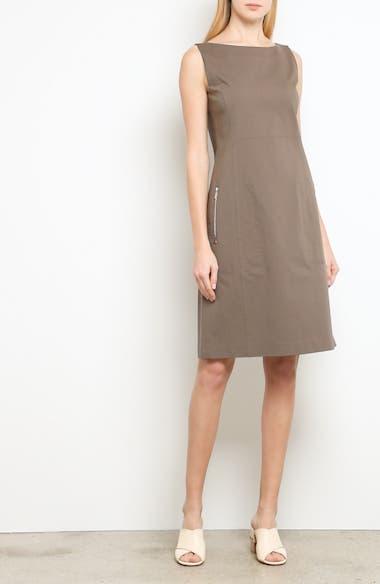 Paxton Sleeveless Sheath Dress, video thumbnail