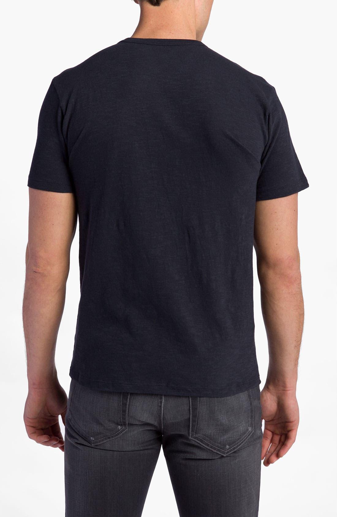 'Chicago Cubs' Regular Fit Crewneck T-Shirt,                             Alternate thumbnail 67, color,