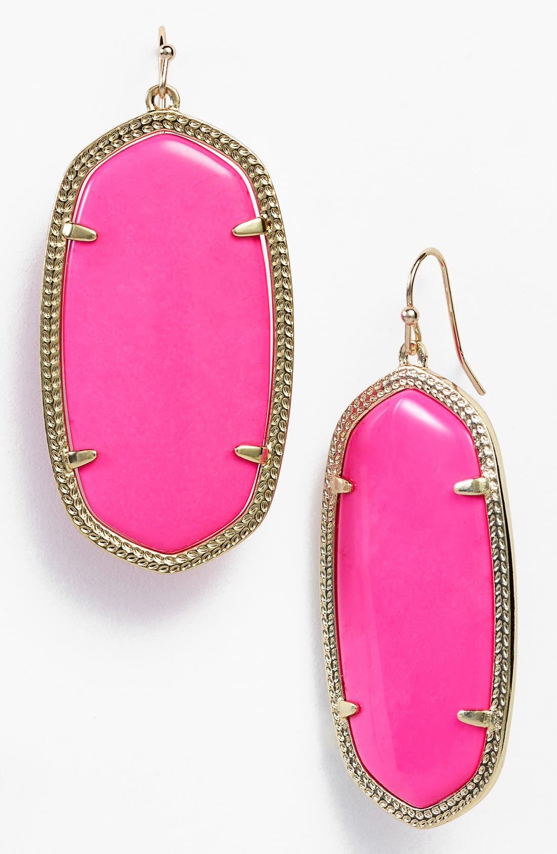 Danielle - Large Oval Statement Earrings,                             Main thumbnail 25, color,