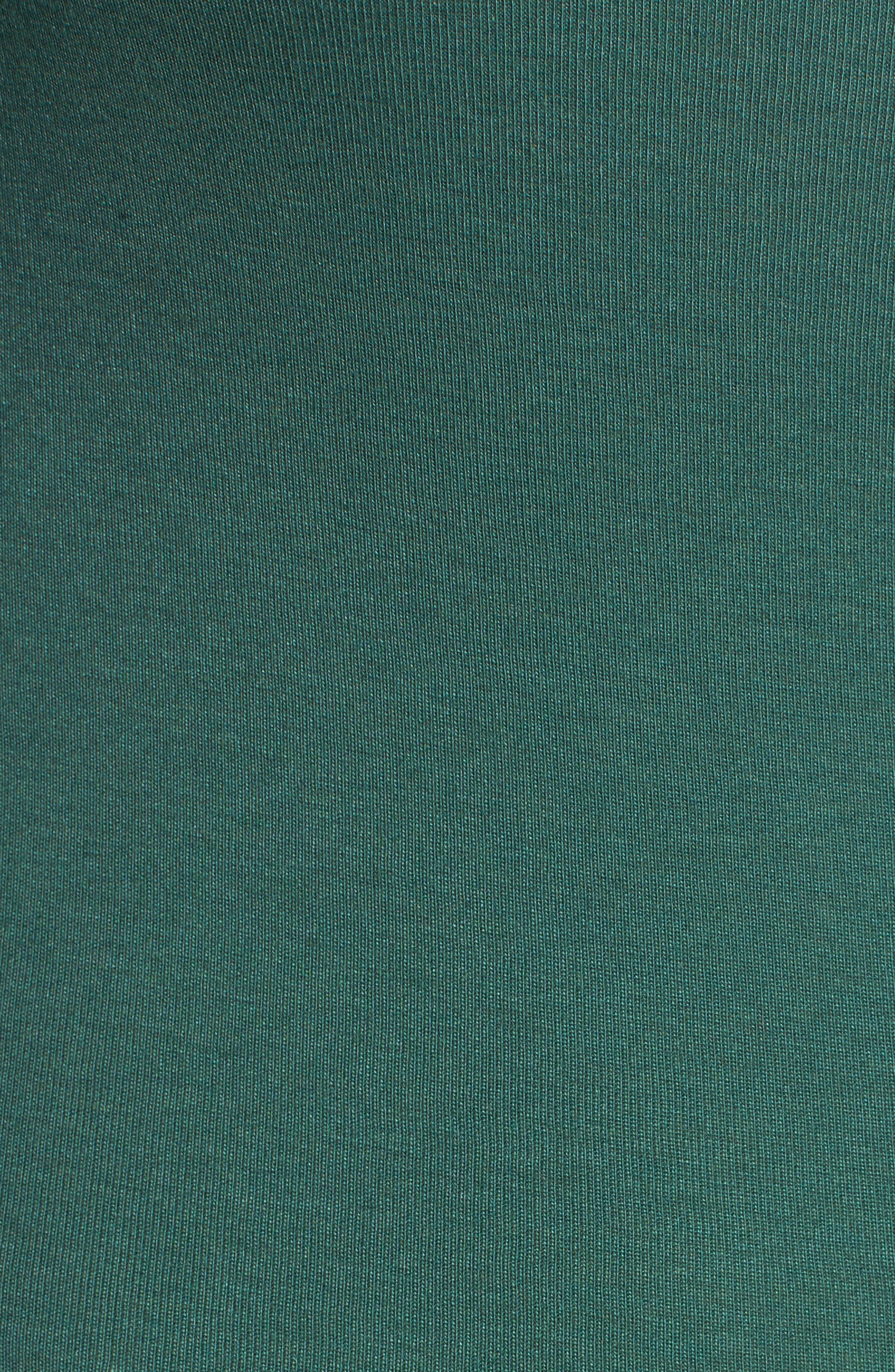 Three Quarter Sleeve Tee,                             Alternate thumbnail 100, color,