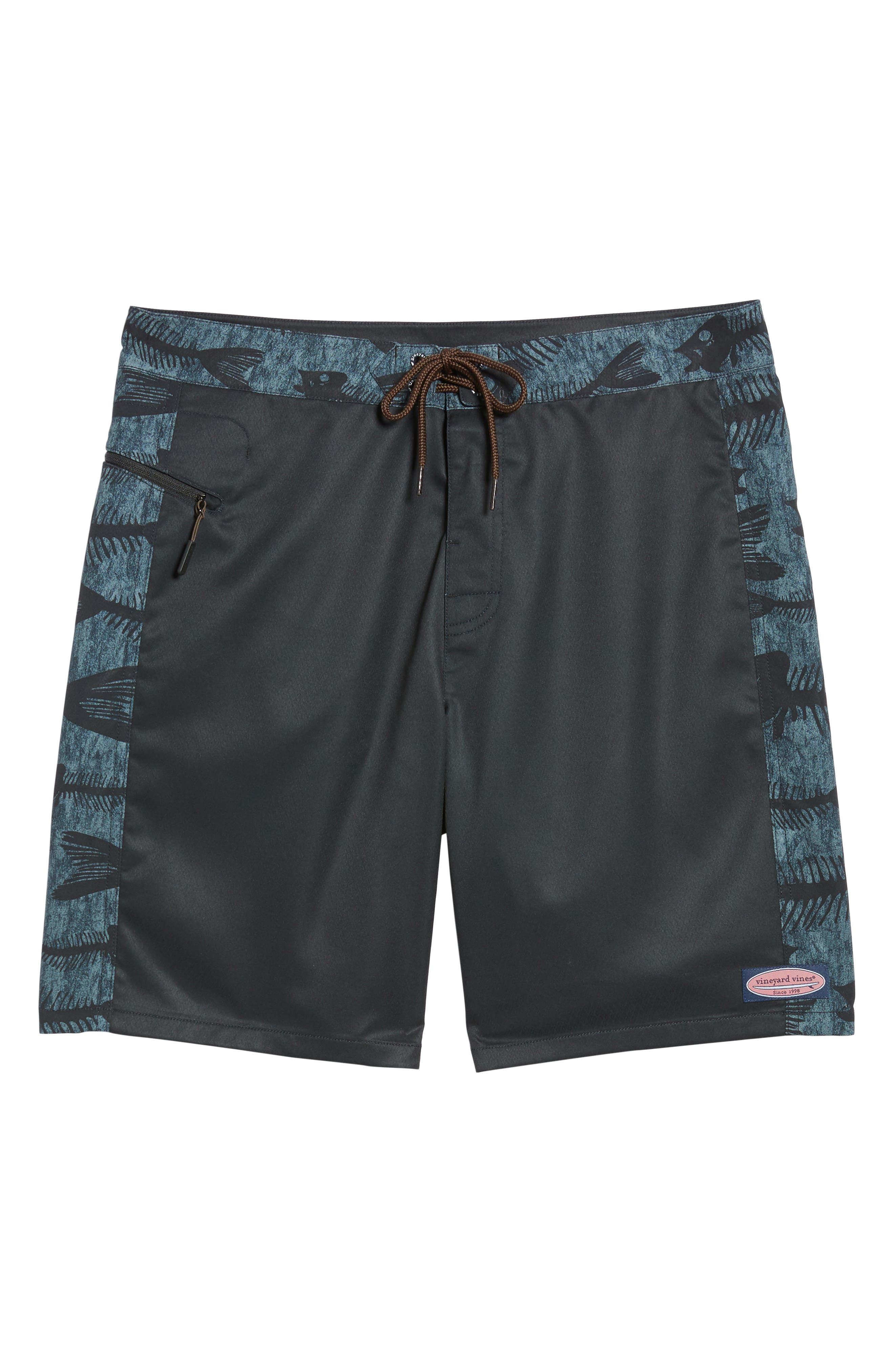 Bonefish Board Shorts,                             Alternate thumbnail 6, color,                             020