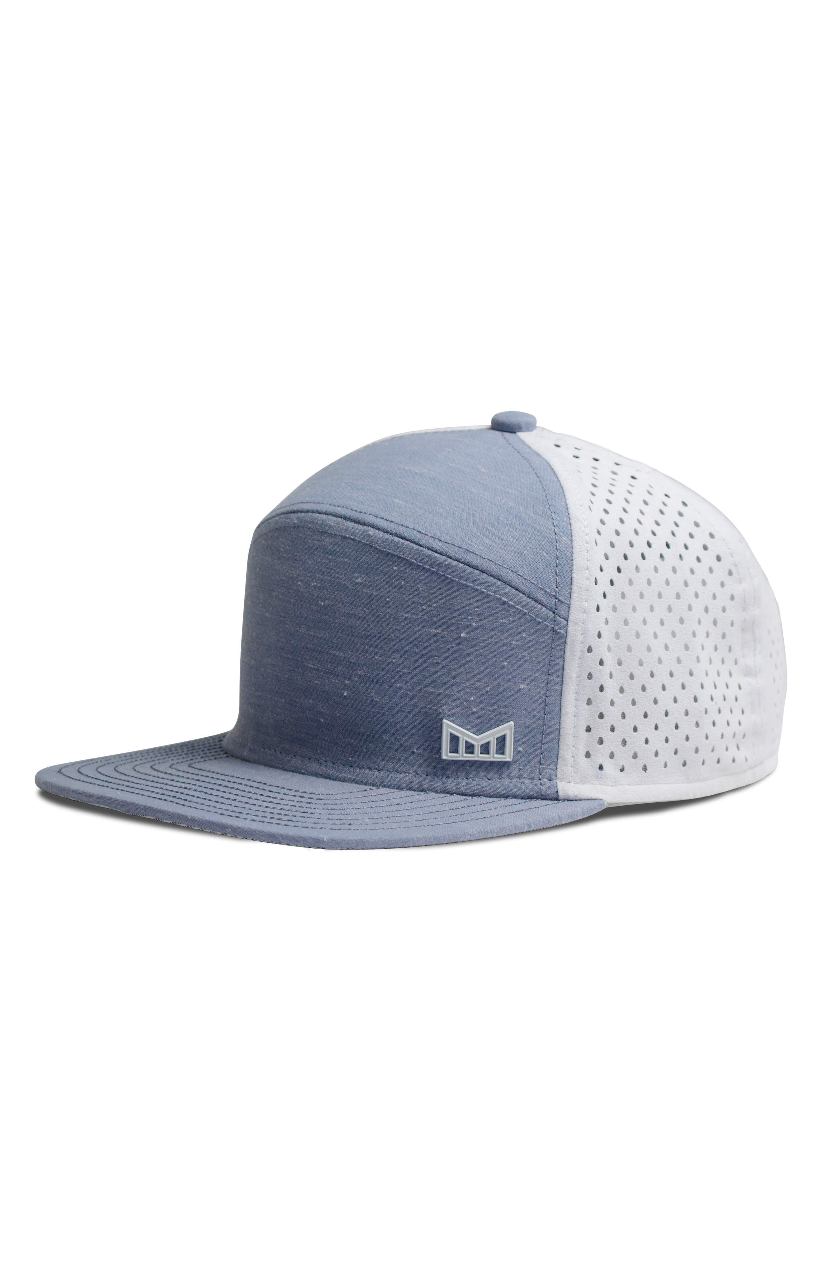 MELIN Trenches Snapback Baseball Cap - Blue