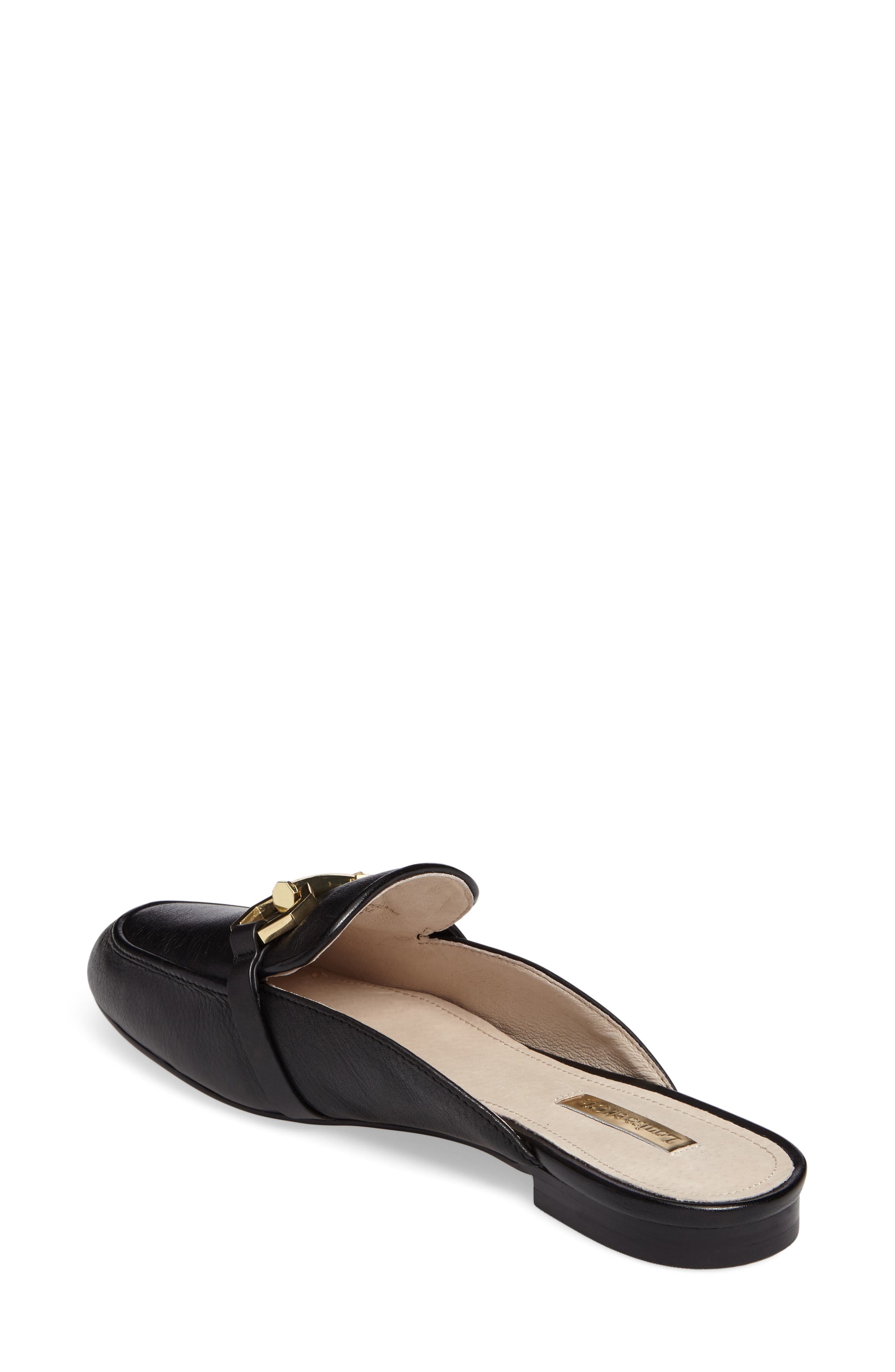 Finay Loafer Mule,                             Alternate thumbnail 2, color,                             002