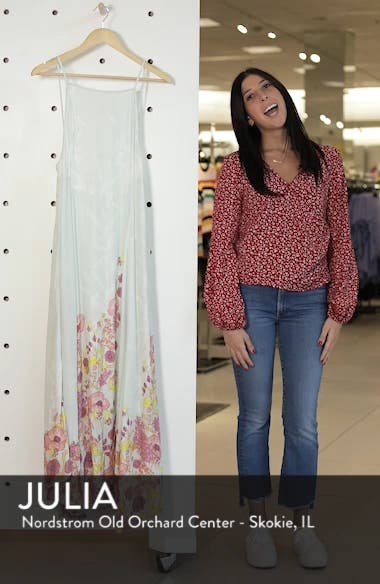 Embrace It Maxi Dress, sales video thumbnail