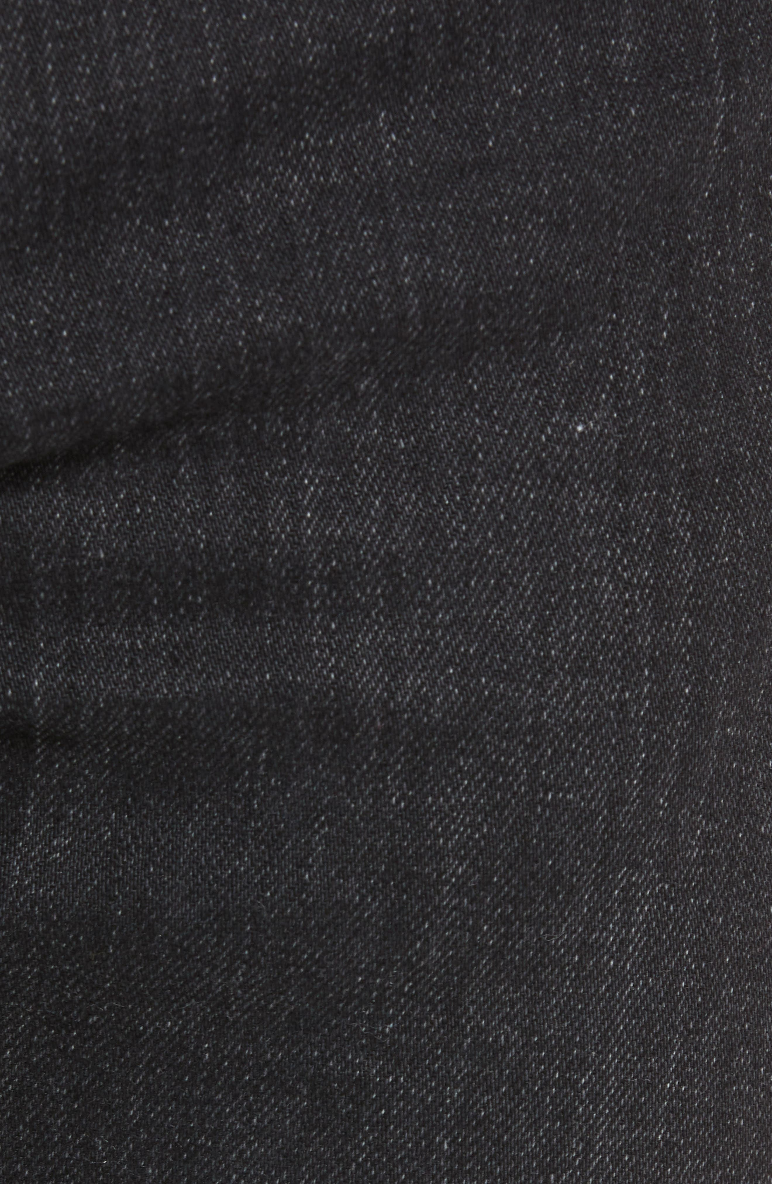 Tyler Slim Fit Jeans,                             Alternate thumbnail 5, color,                             009