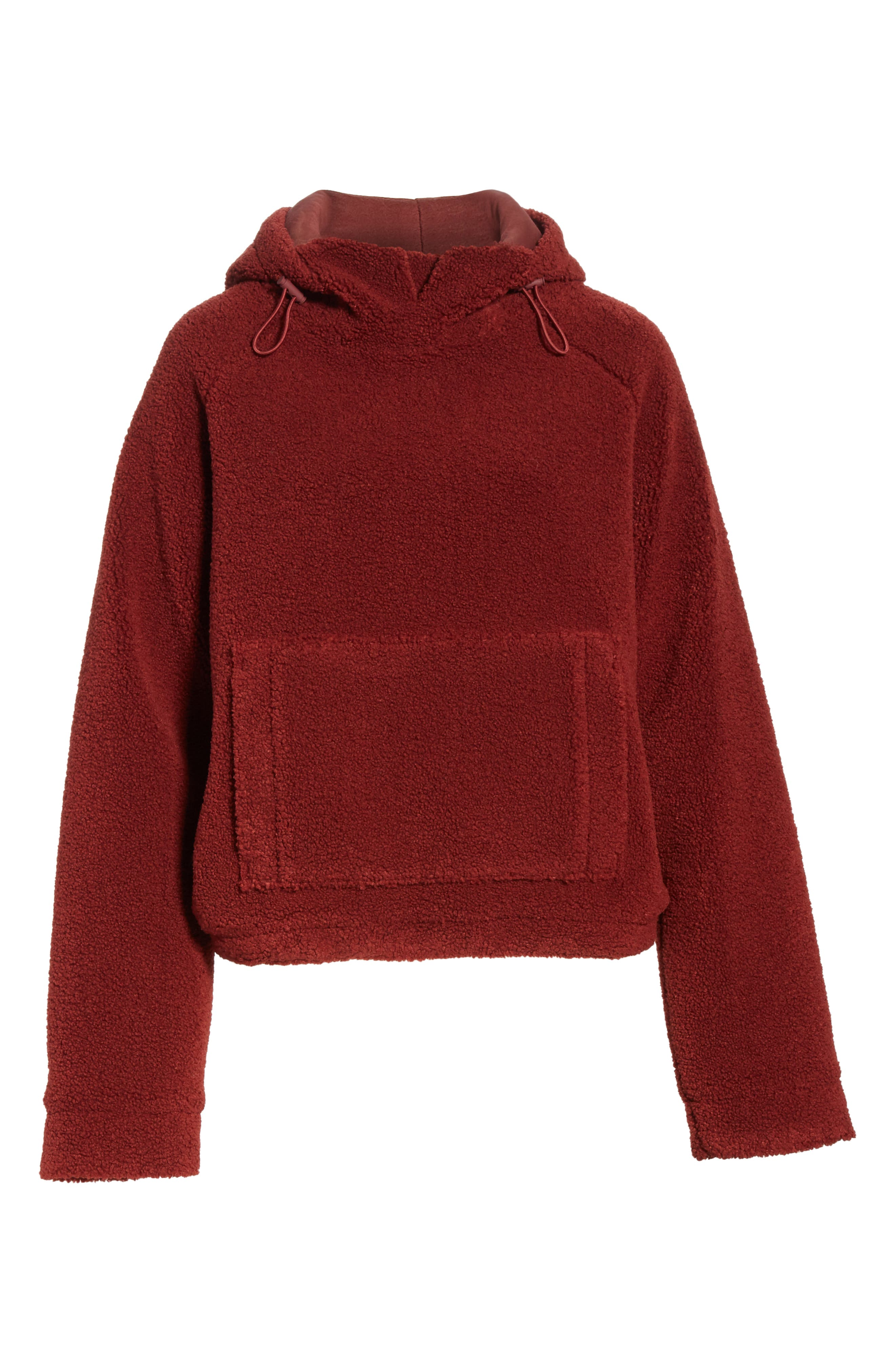 Cozy Hoodie,                             Alternate thumbnail 6, color,                             ANISE