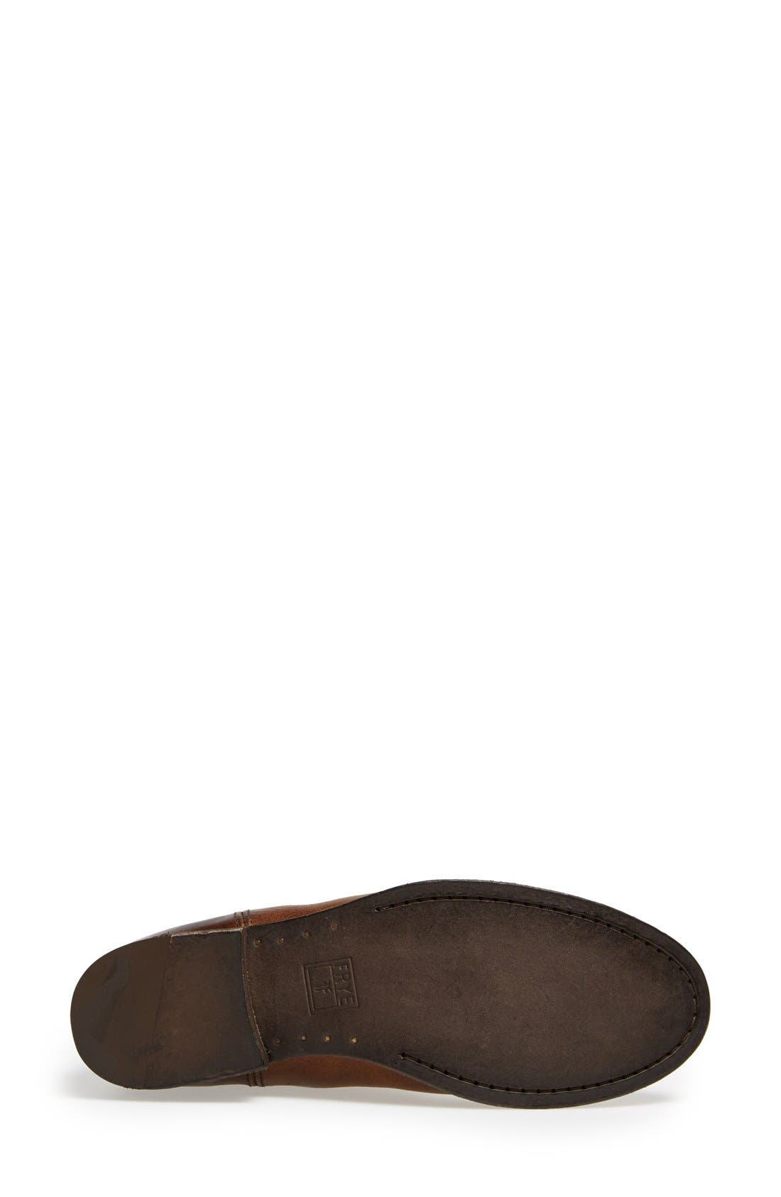 'Melissa Button' Leather Riding Boot,                             Alternate thumbnail 97, color,