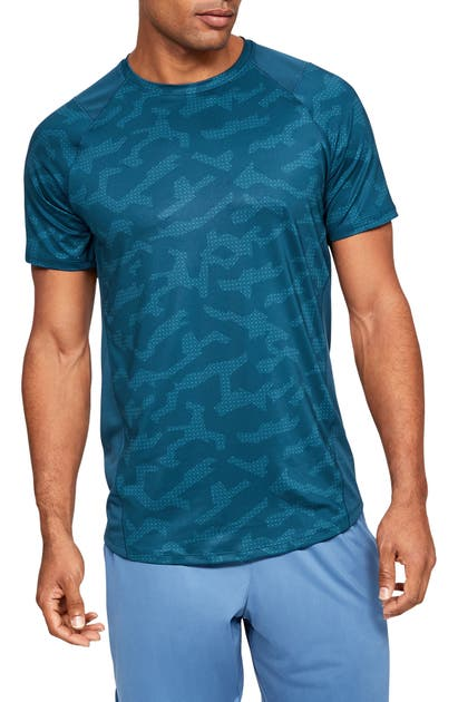 Under Armour T-shirts MK1 HEATGEAR RAGLAN T-SHIRT