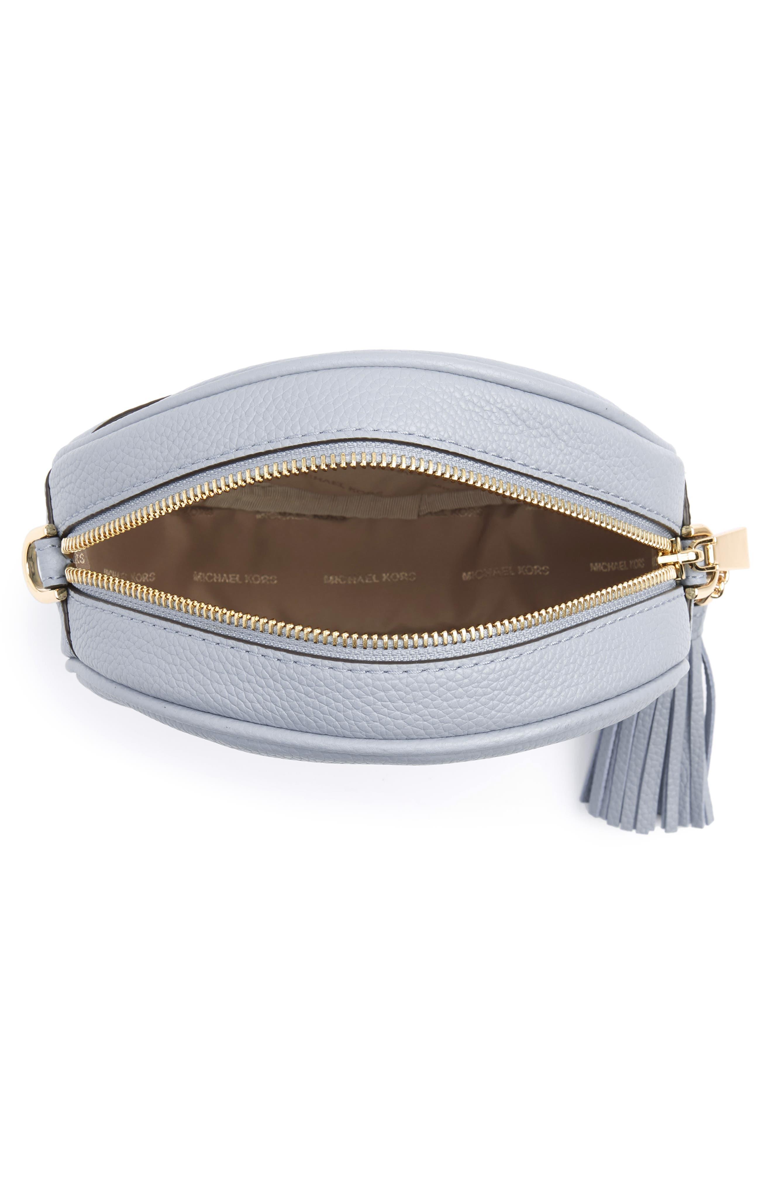 Medium Leather Canteen Bag,                             Alternate thumbnail 11, color,