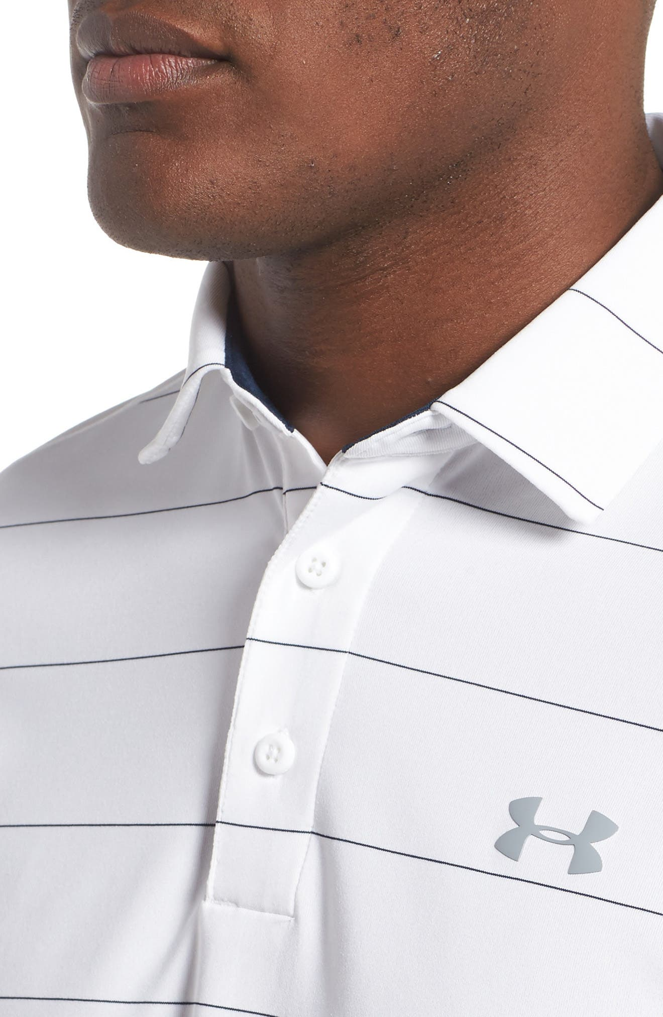 'Playoff' Loose Fit Short Sleeve Polo,                             Alternate thumbnail 193, color,