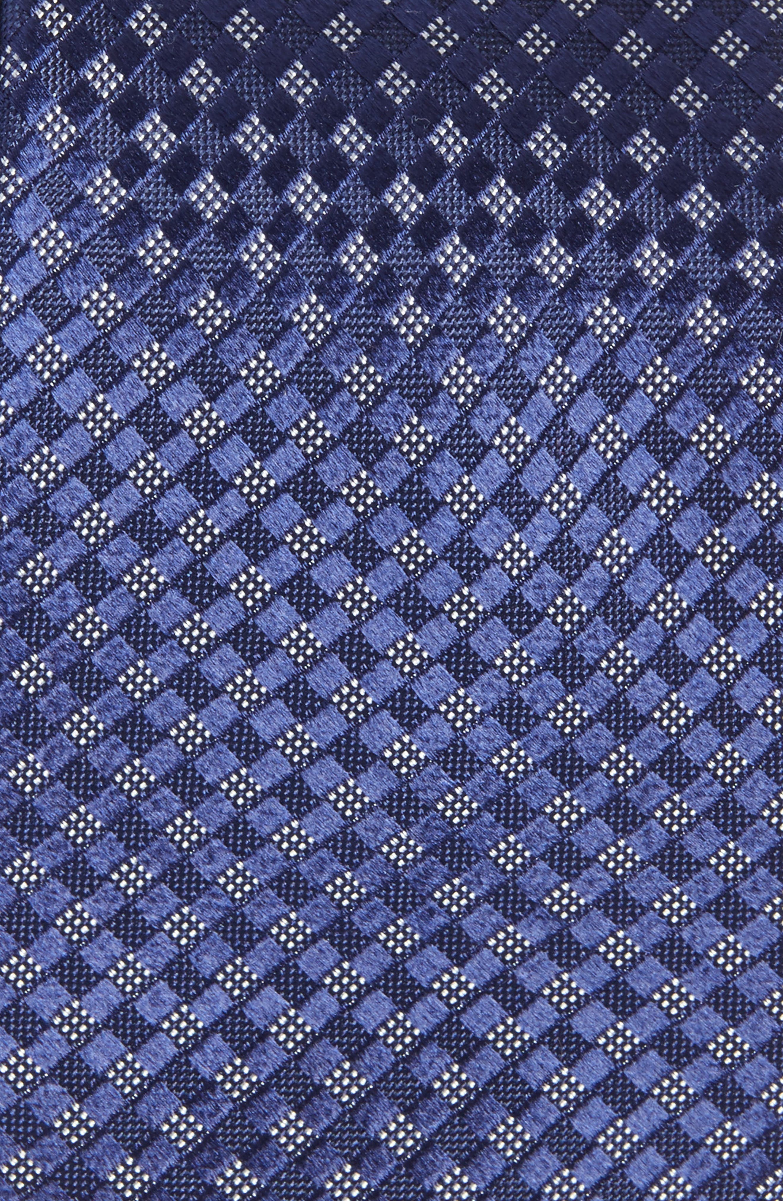 Artesia Check Silk Tie,                             Alternate thumbnail 16, color,
