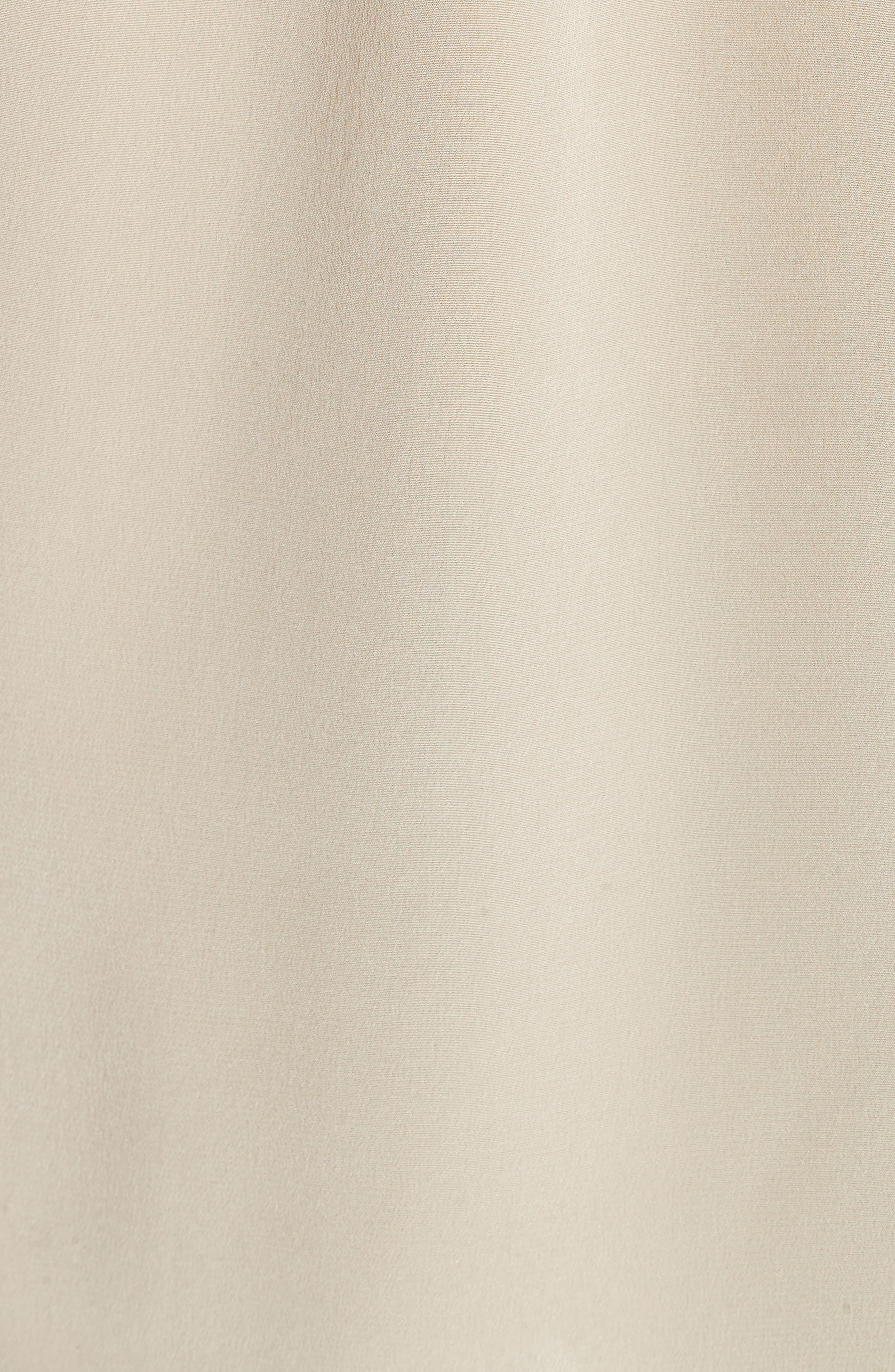 'Signature' Silk Shirt,                             Alternate thumbnail 6, color,                             261