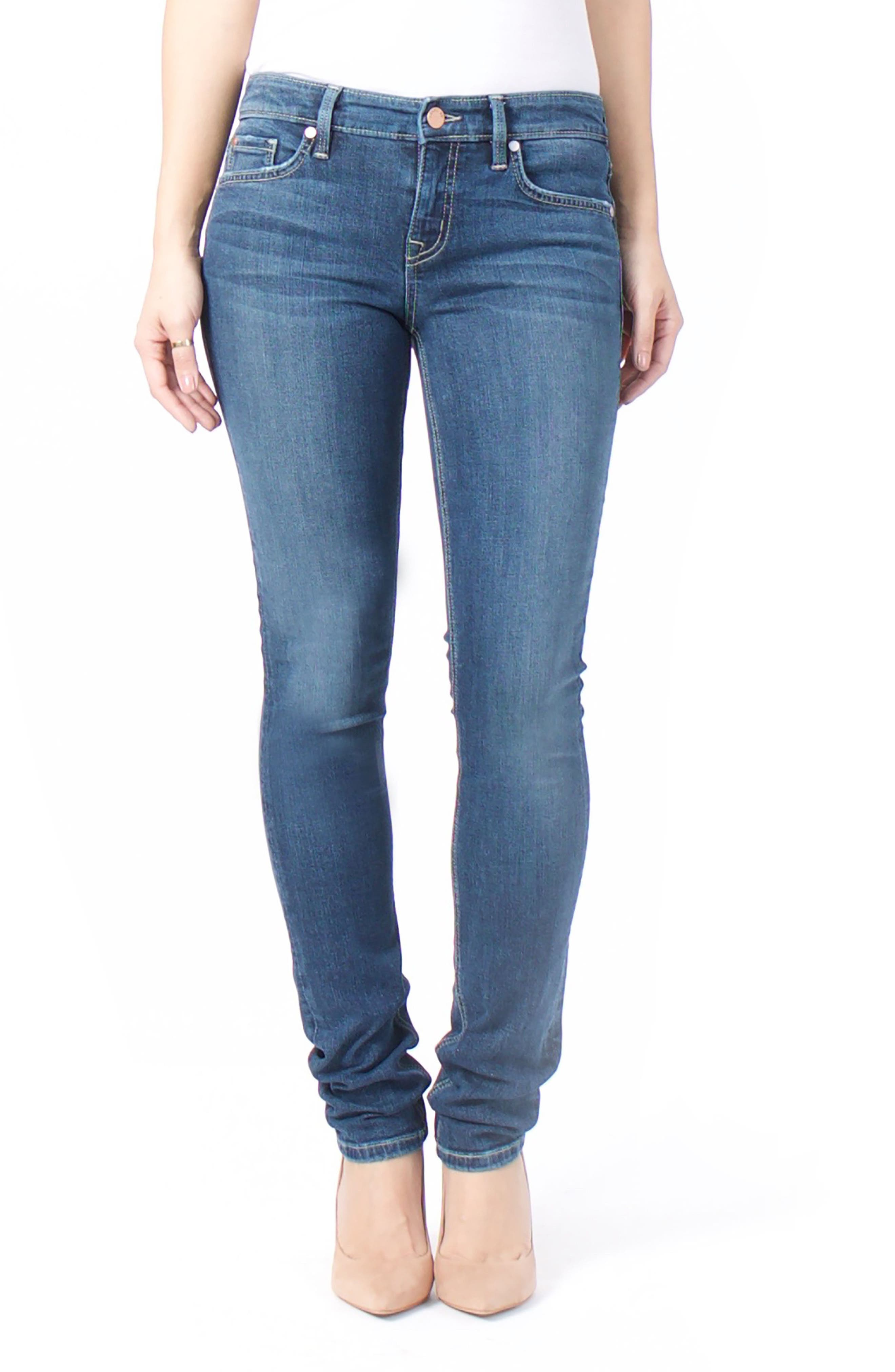 Lily Stretch Skinny Jeans,                             Main thumbnail 3, color,