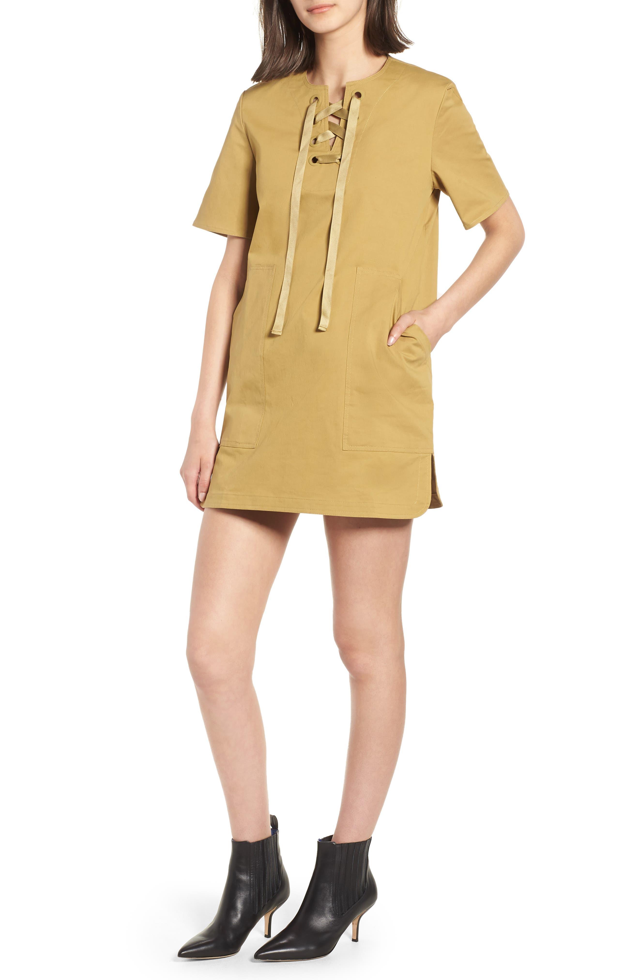 Strand Dress,                             Main thumbnail 1, color,                             360