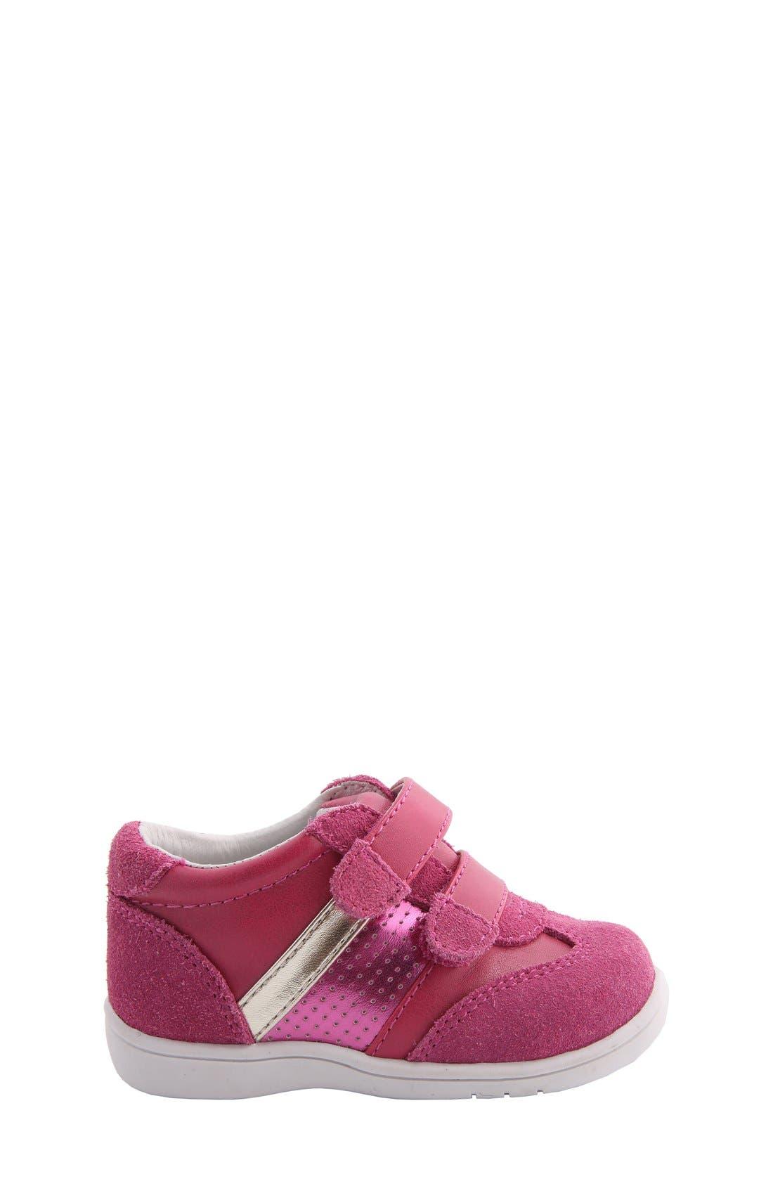 Nina 'Everest' Sneaker,                             Alternate thumbnail 15, color,